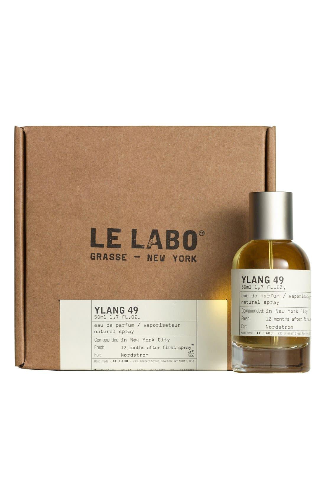 LE LABO, Ylang 49 Eau de Parfum, Alternate thumbnail 6, color, NO COLOR