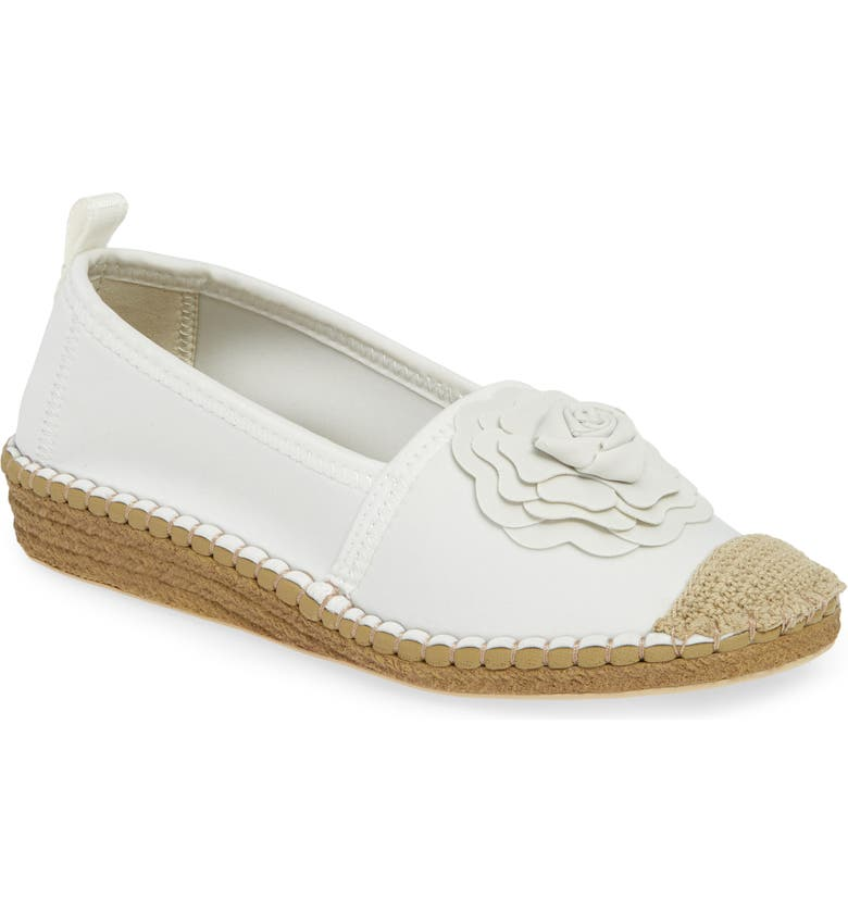 Taryn Rose Shoes Quincy Espadrille