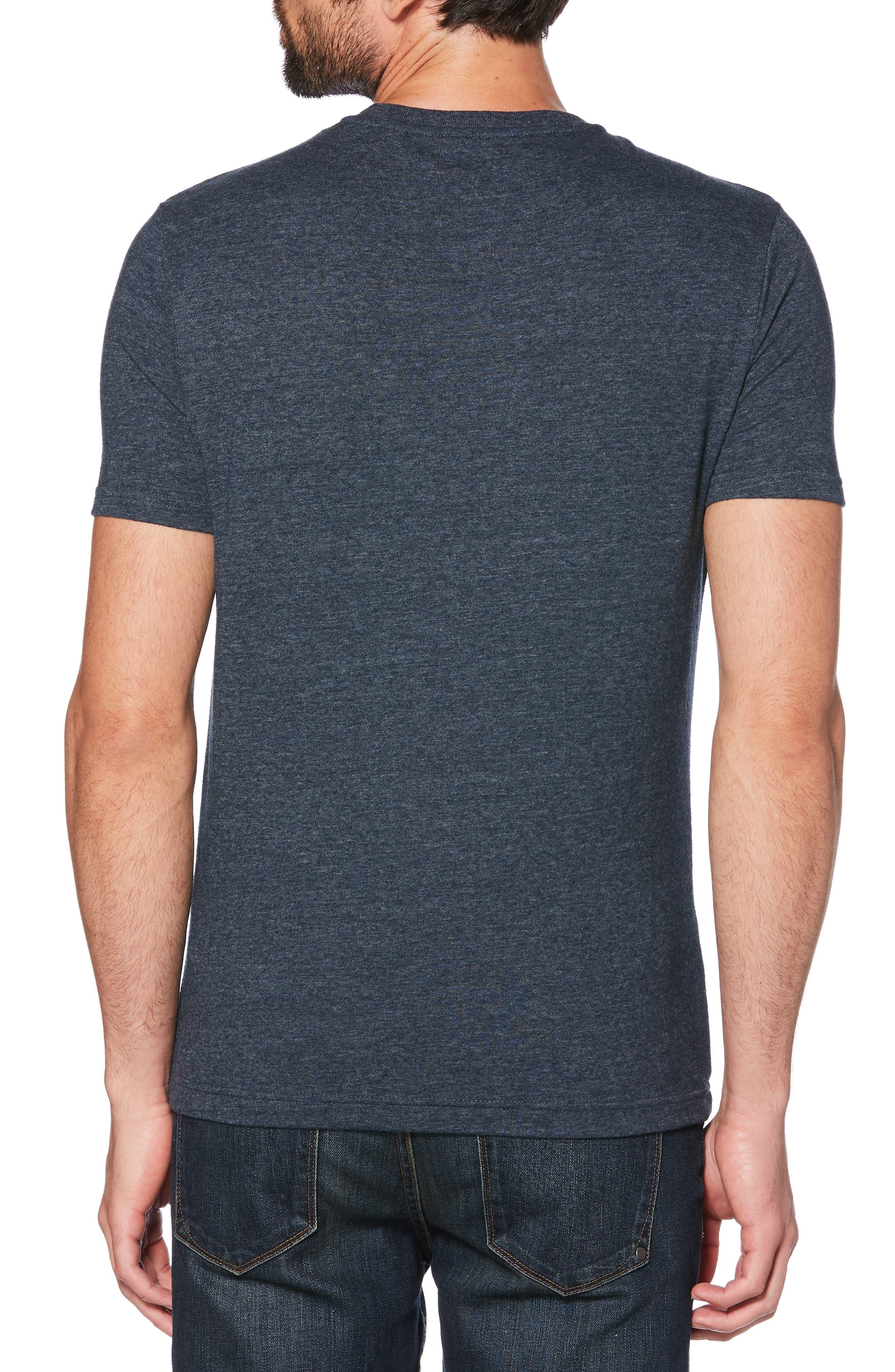 ORIGINAL PENGUIN, Paradise Pete T-Shirt, Alternate thumbnail 2, color, 413