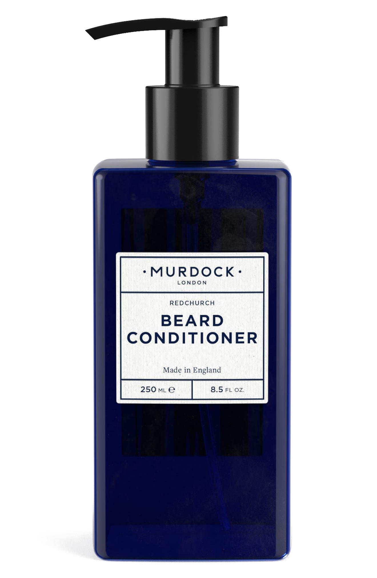 MURDOCK LONDON, Beard Conditioner, Main thumbnail 1, color, NO COLOR