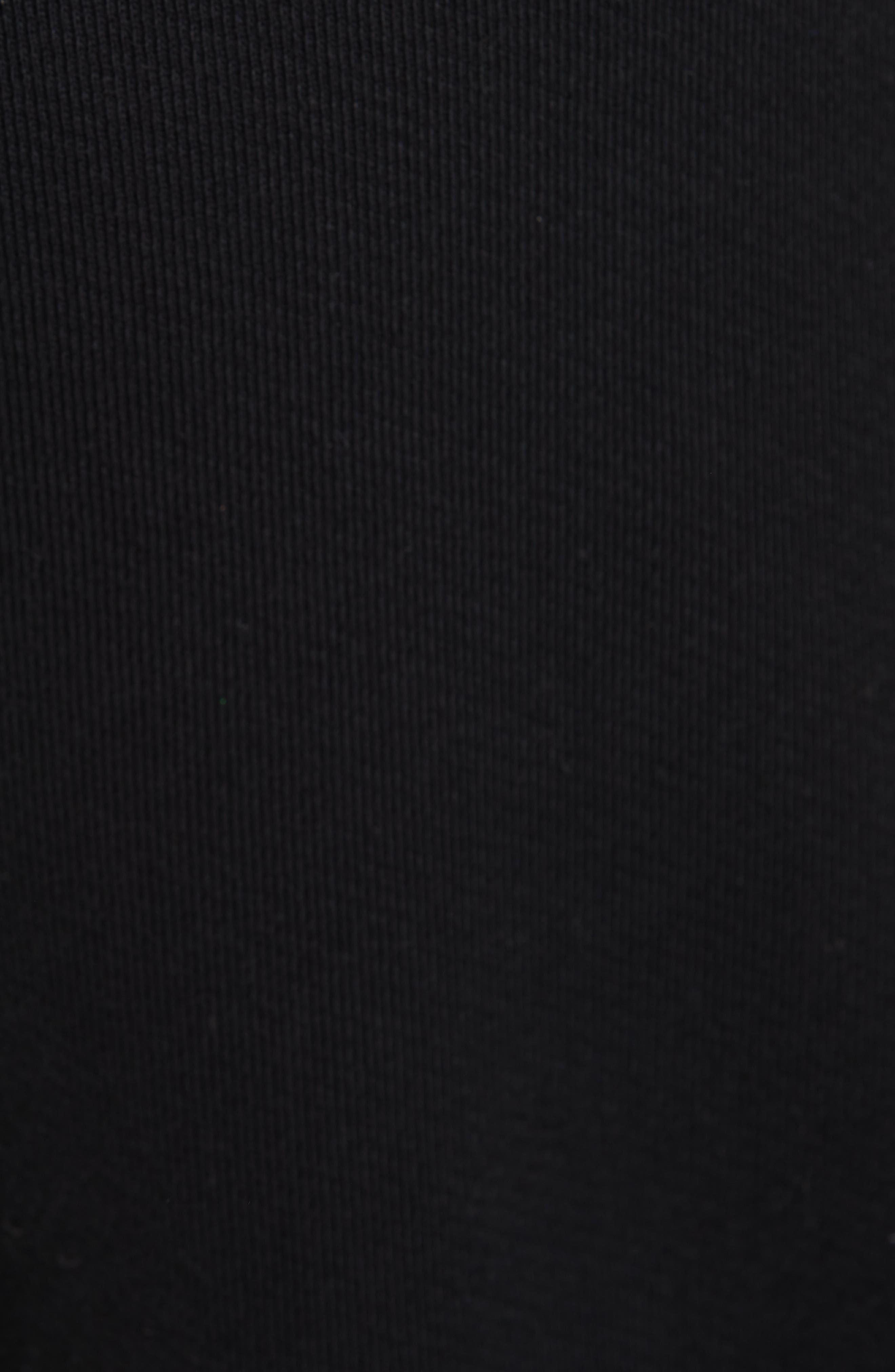 OFF-WHITE, Cargo Jogger Pants, Alternate thumbnail 5, color, BLACK