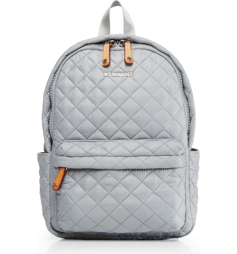 Mz Wallace Backpacks SMALL METRO BACKPACK - GREY