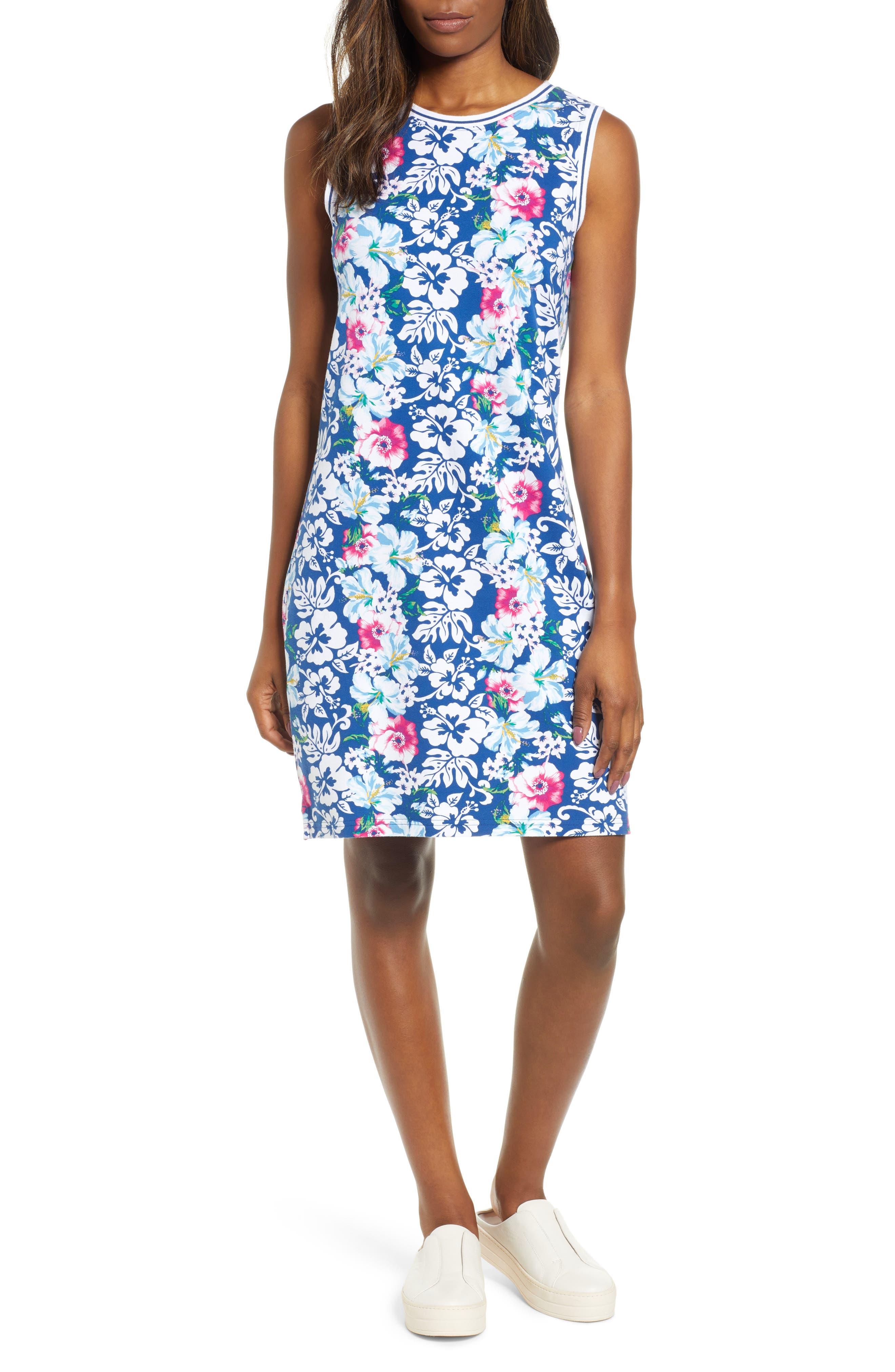 Tommy Bahama Mrs. Lava Lava Shift Dress