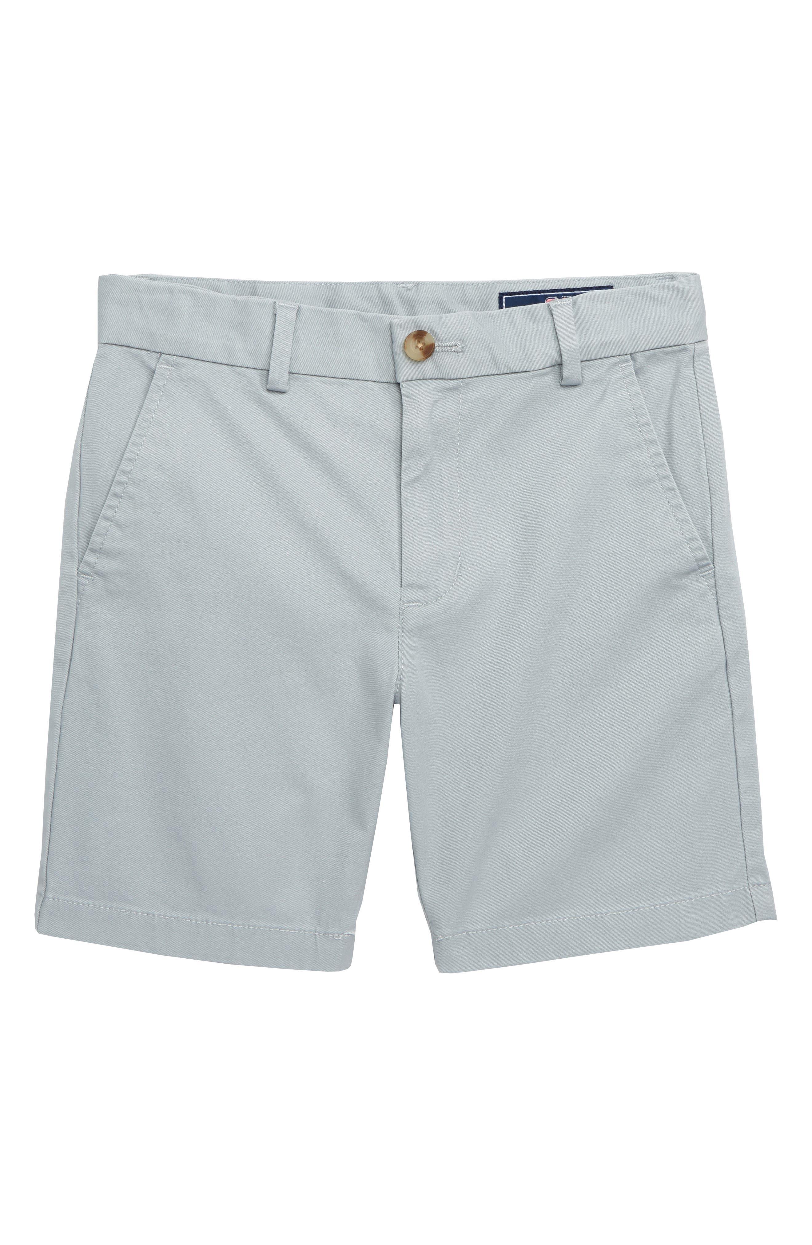VINEYARD VINES Stretch Breaker Shorts, Main, color, BARRACUDA