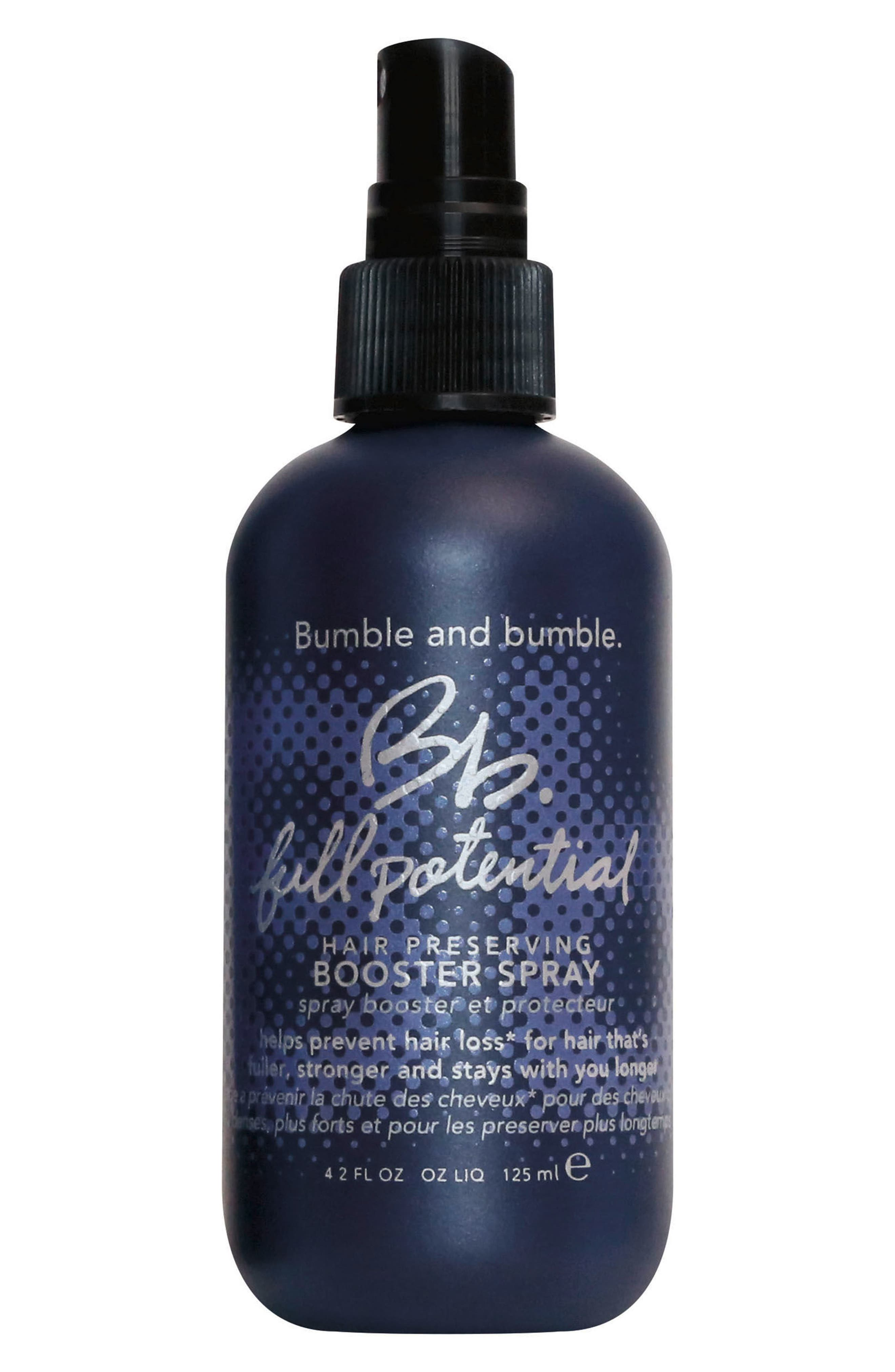 BUMBLE AND BUMBLE. Bumble and bumble Full Potential Booster Spray, Main, color, 000