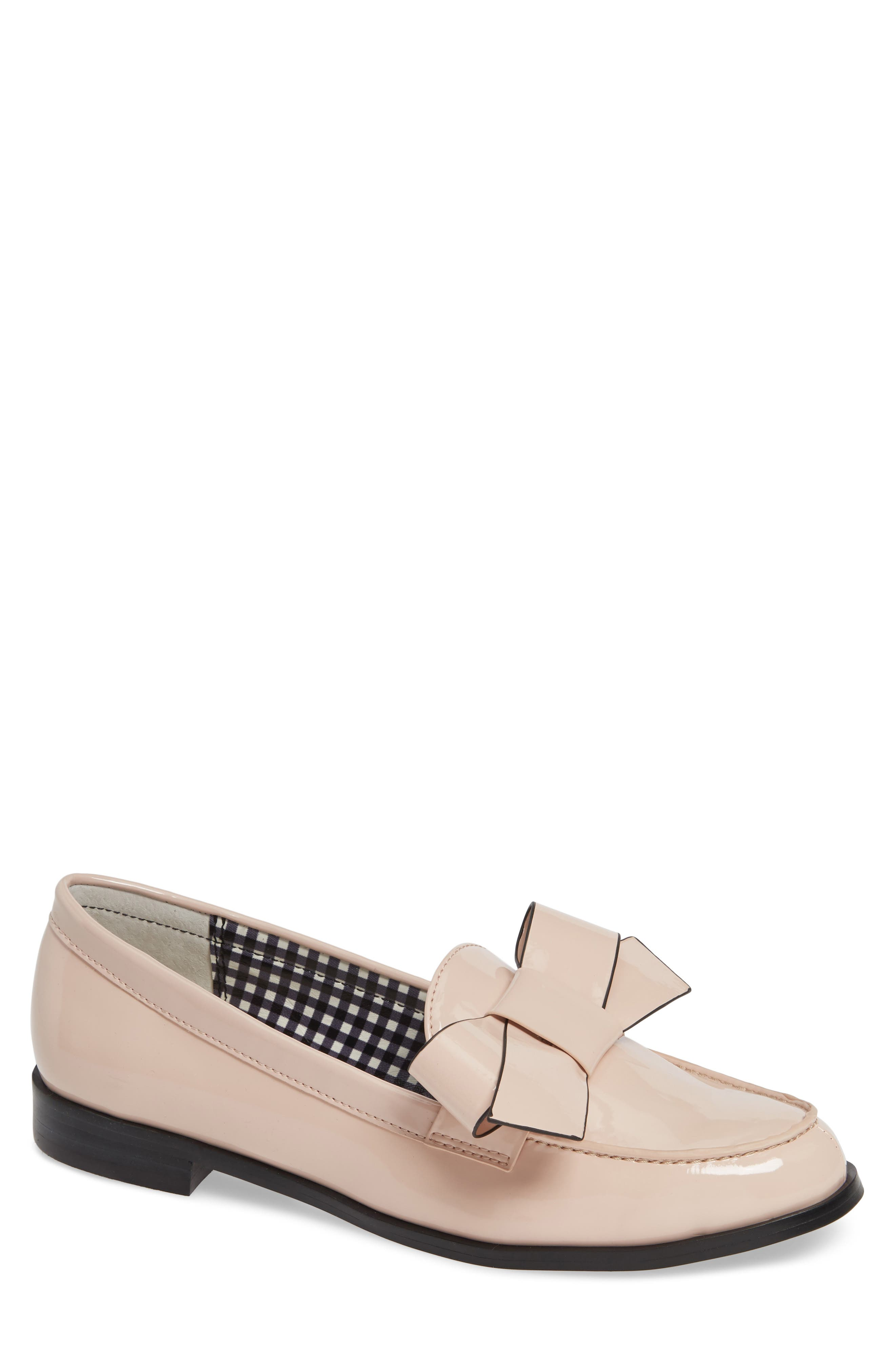 1901 Reenie Loafer, Main, color, BLUSH PATENT PU