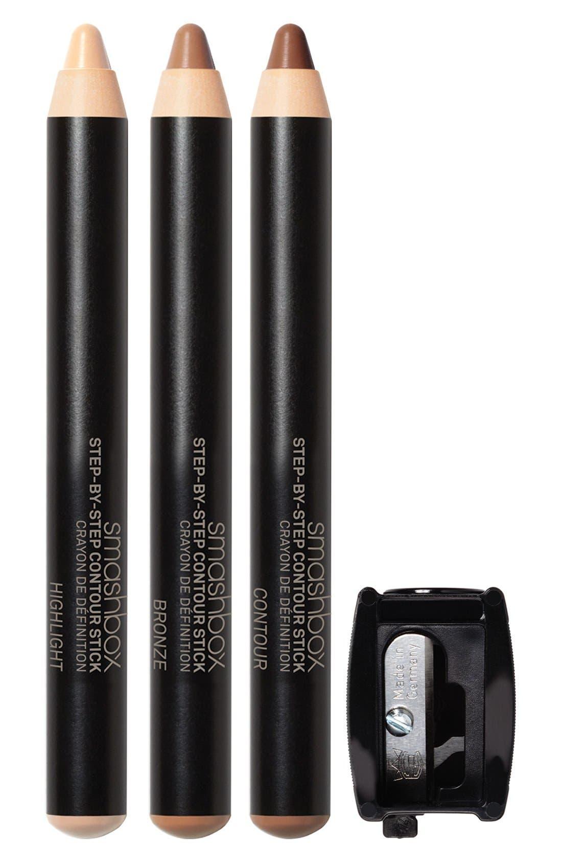 SMASHBOX Contour Stick Trio, Main, color, 200