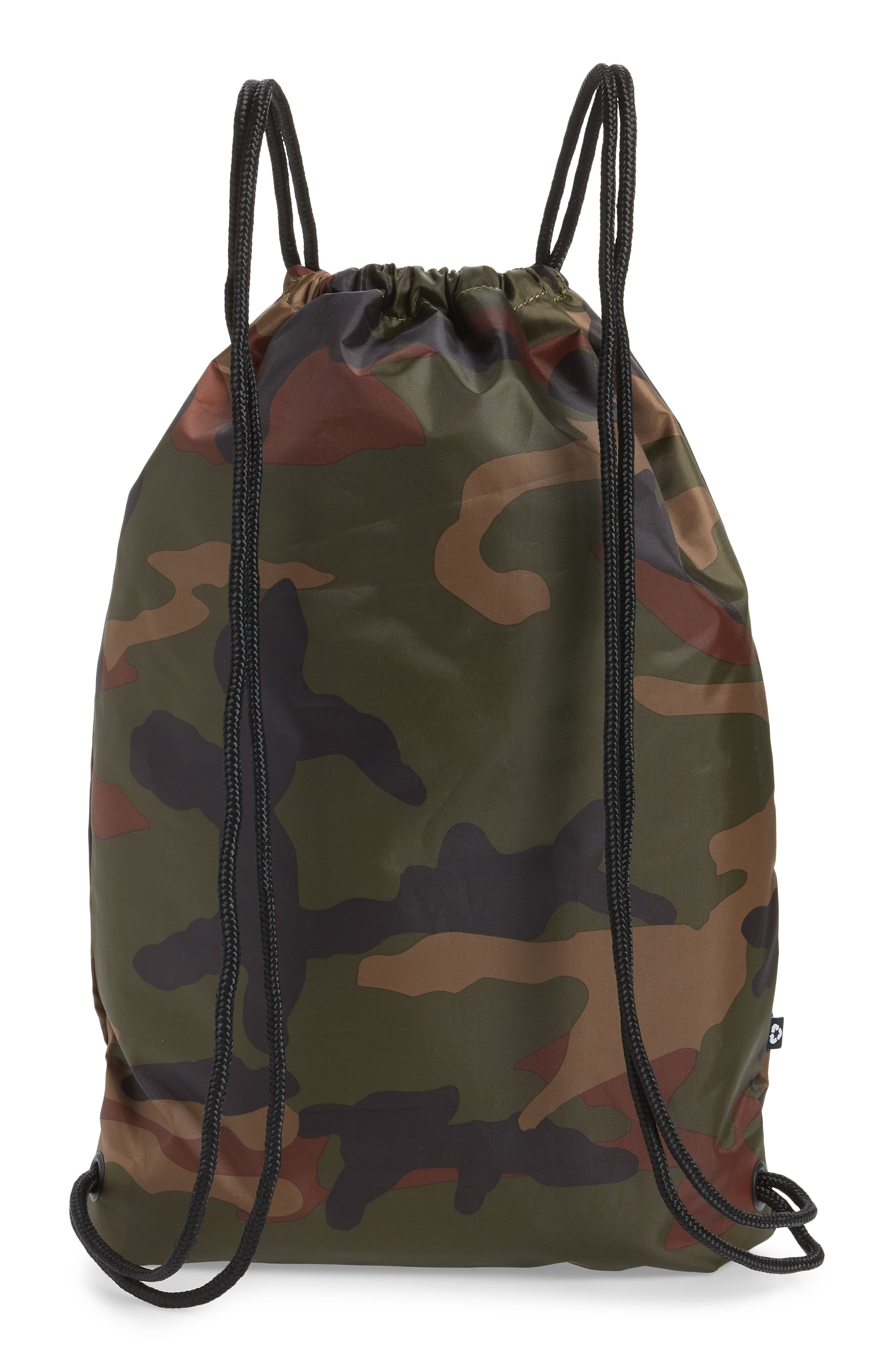 PARKLAND, The Rider Backpack, Alternate thumbnail 3, color, CLASSIC CAMO
