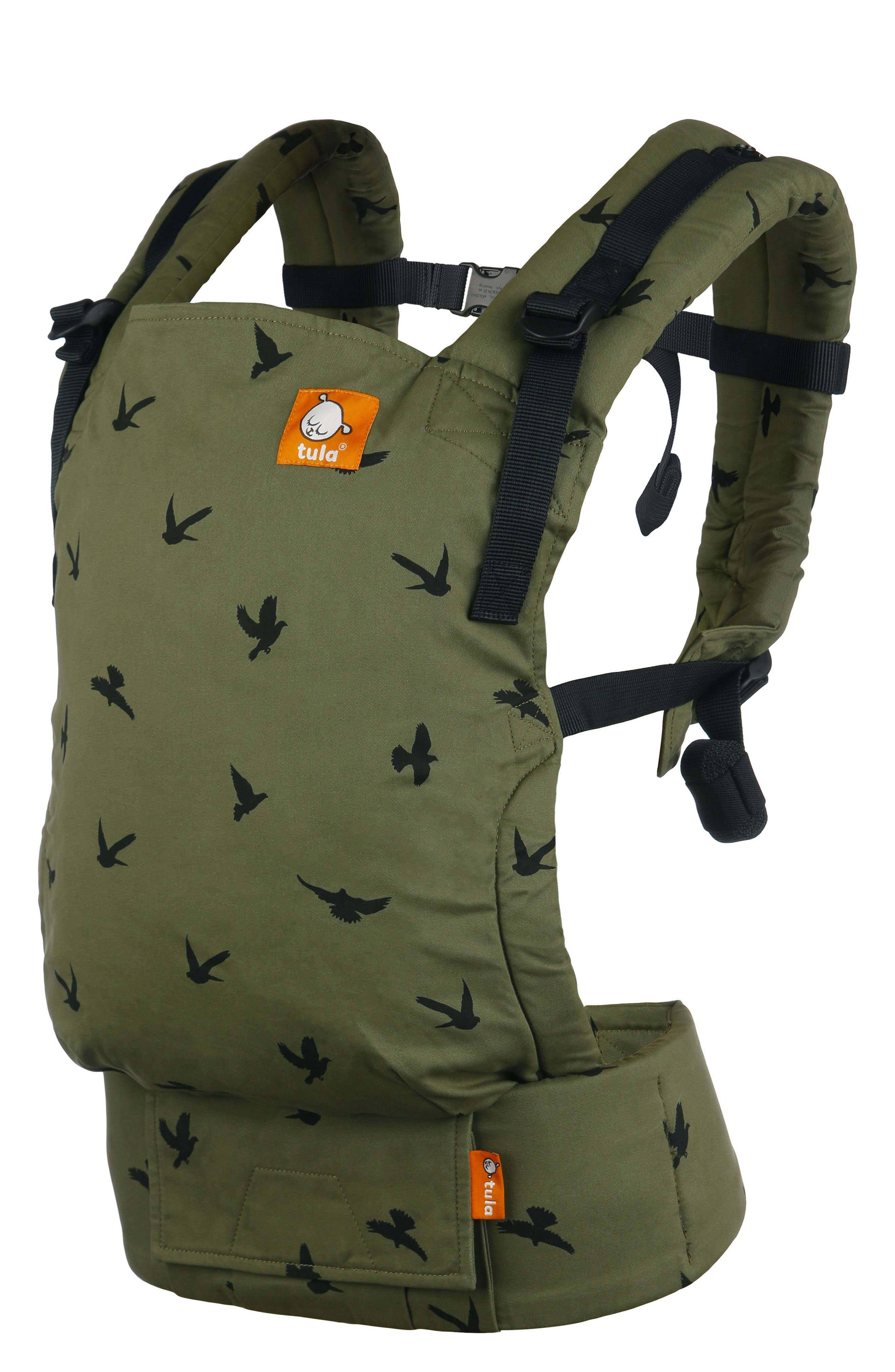 Infant Baby Tula Soar FreeToGrow Baby Carrier Size One Size  Green