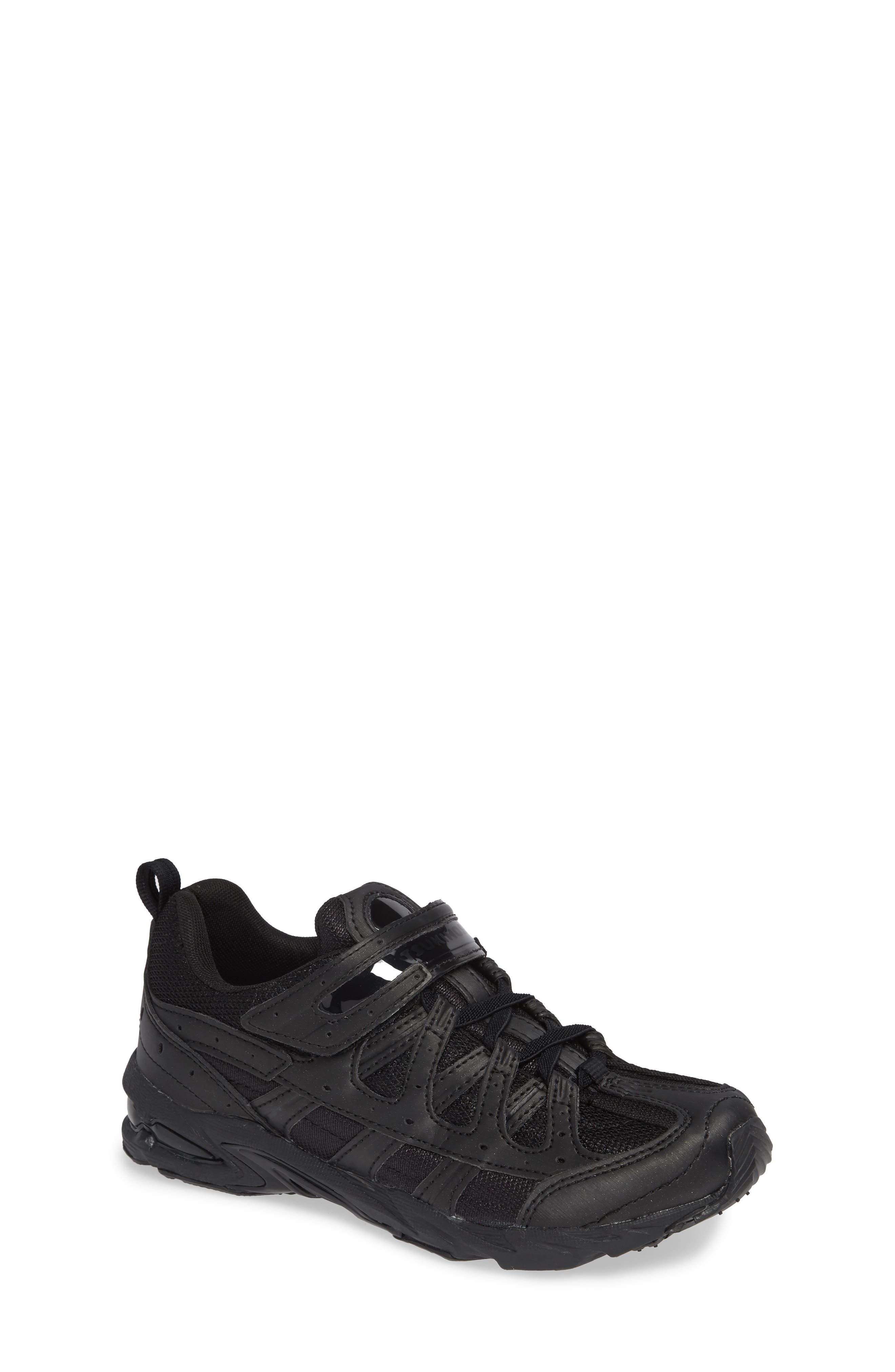 TSUKIHOSHI, Speed Washable Sneaker, Main thumbnail 1, color, BLACK/ NOIR