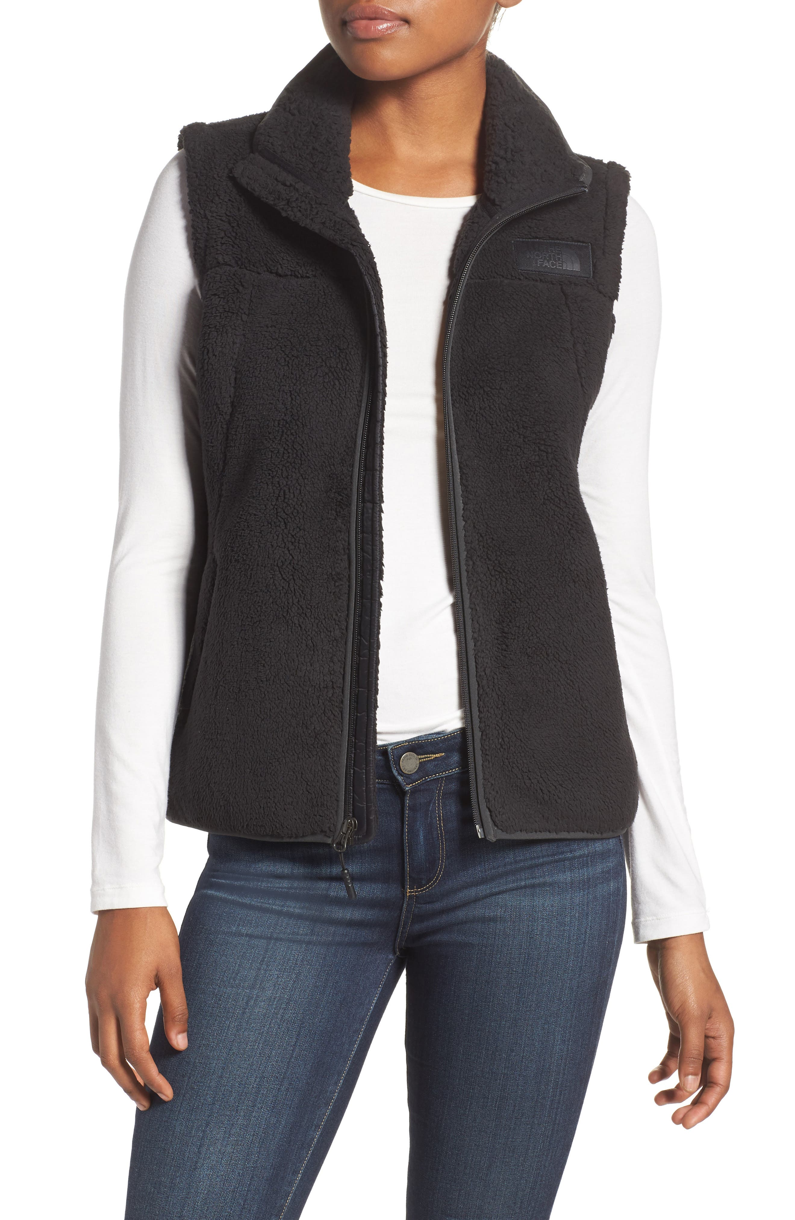 THE NORTH FACE Campshire Vest, Main, color, 001