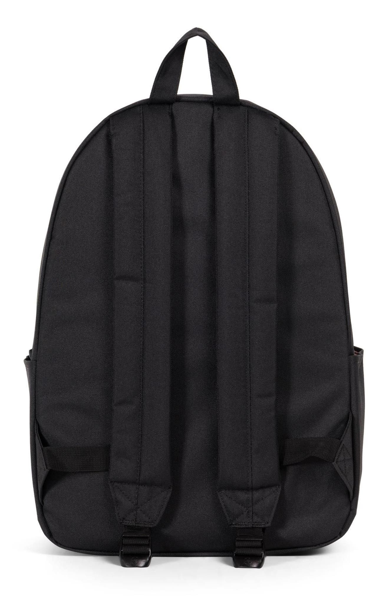 HERSCHEL SUPPLY CO., Classic XL Backpack, Alternate thumbnail 2, color, BLACK