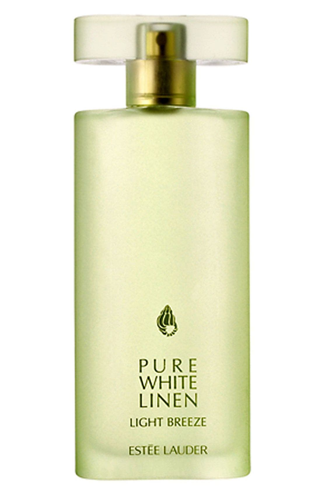ESTÉE LAUDER, Pure White Linen - Light Breeze Eau de Parfum Spray, Main thumbnail 1, color, NO COLOR