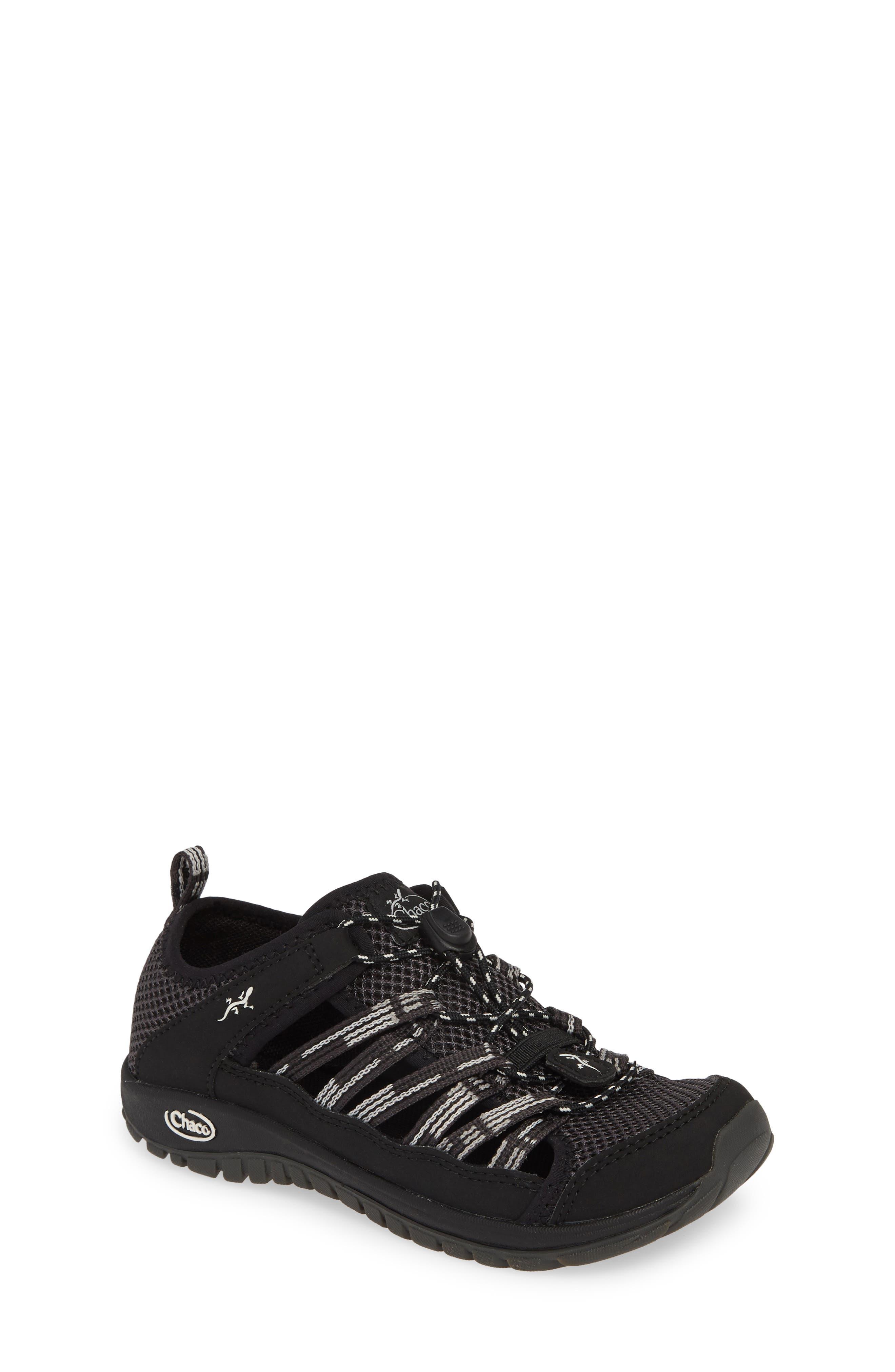 CHACO, Outcross 2 Water Sneaker, Main thumbnail 1, color, PAVEMENT BLACK