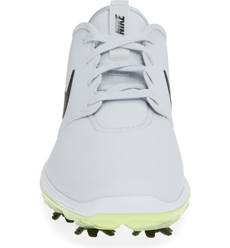 new style d93eb fbcaf Nike Roshe G Tour Golf Shoe In Pure Platinum  Black  White