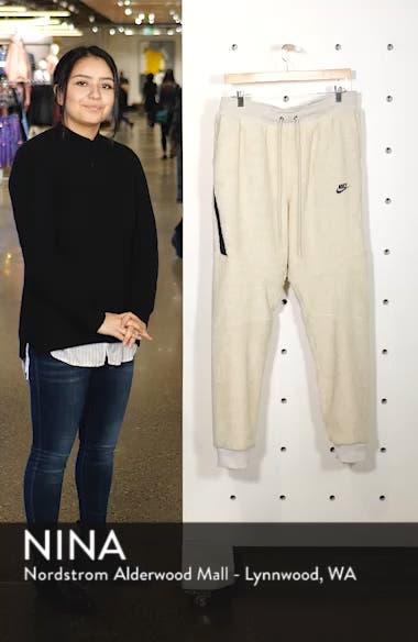 Sportswear Tech Fleece Icon Jogger Pants, sales video thumbnail