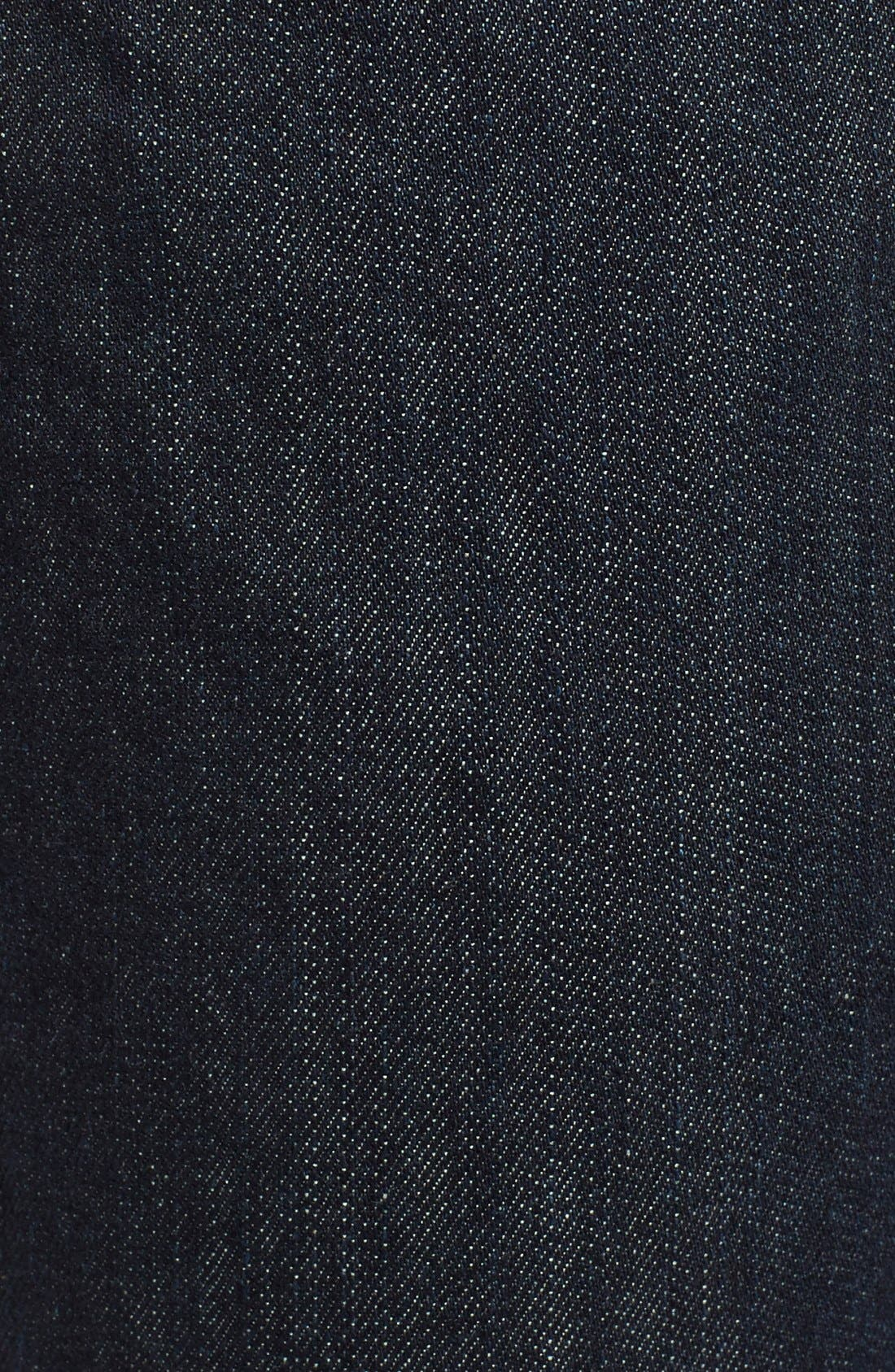 LEVI'S<SUP>®</SUP>, 514<sup>™</sup> Straight Leg Jeans, Alternate thumbnail 6, color, TUMBLED RIGID