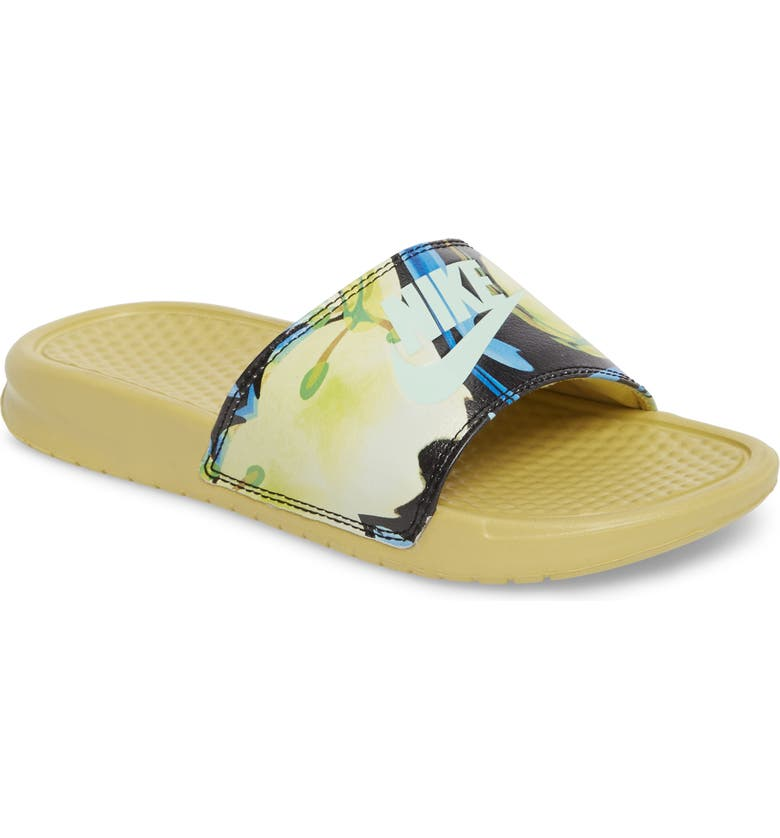 071abb33ea8c Nike  Benassi - Just Do It  Print Sandal (Women)