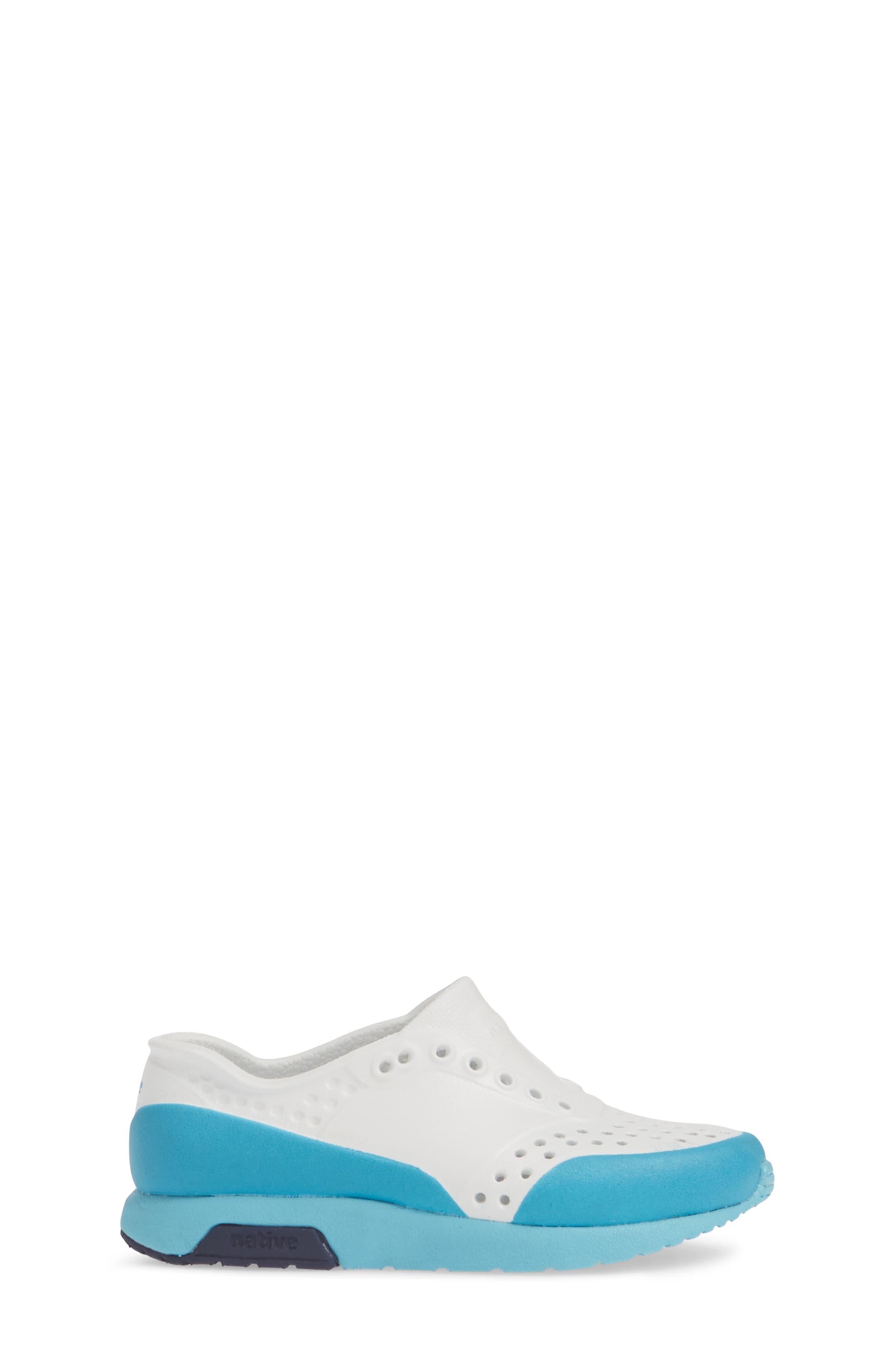 NATIVE SHOES, Lennox Block Slip-On Sneaker, Alternate thumbnail 3, color, 438