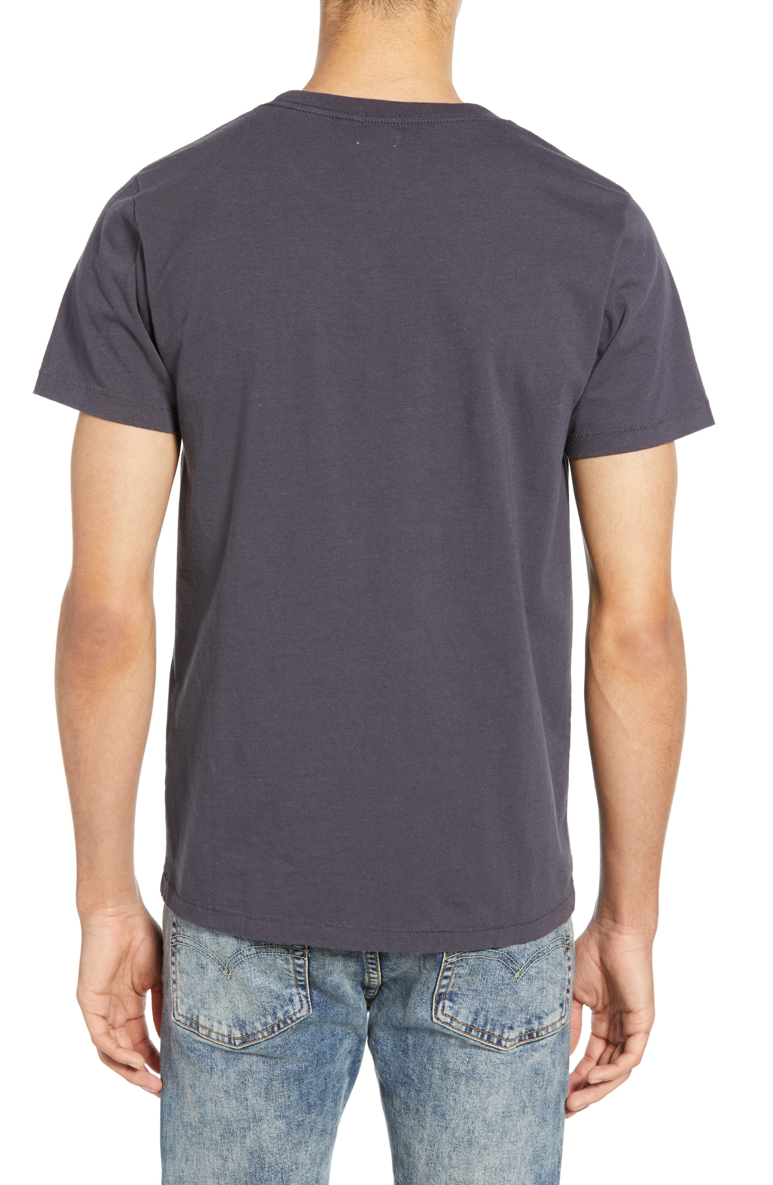 LEVI'S<SUP>®</SUP> VINTAGE CLOTHING, What Are Stars T-Shirt, Alternate thumbnail 2, color, WHAT ARE STARS BLACK