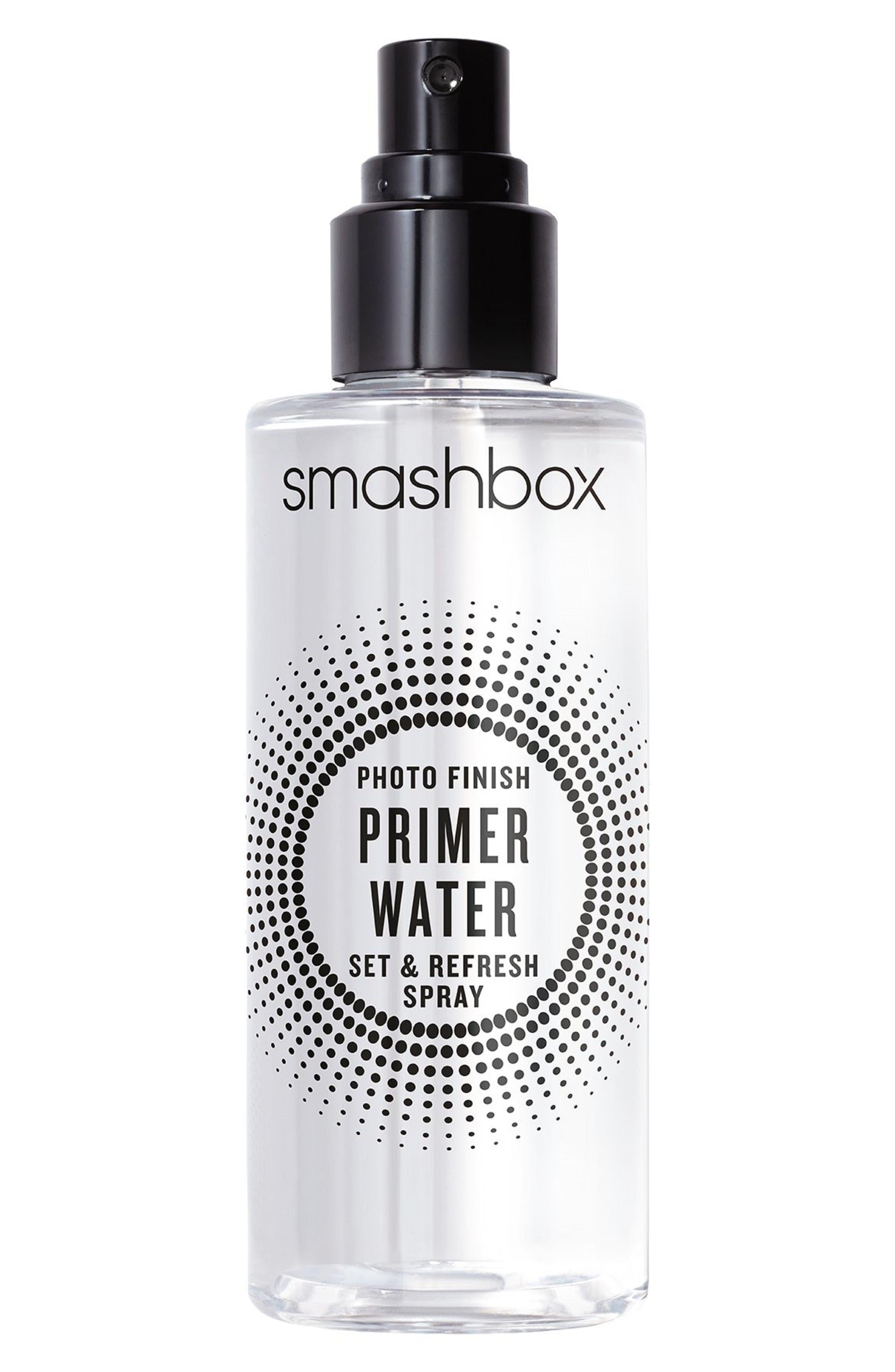 SMASHBOX, Photo Finish Primer Water, Main thumbnail 1, color, NO COLOR