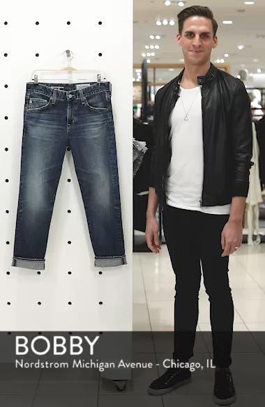 Ex-Boyfriend Crop Slim Jeans, sales video thumbnail