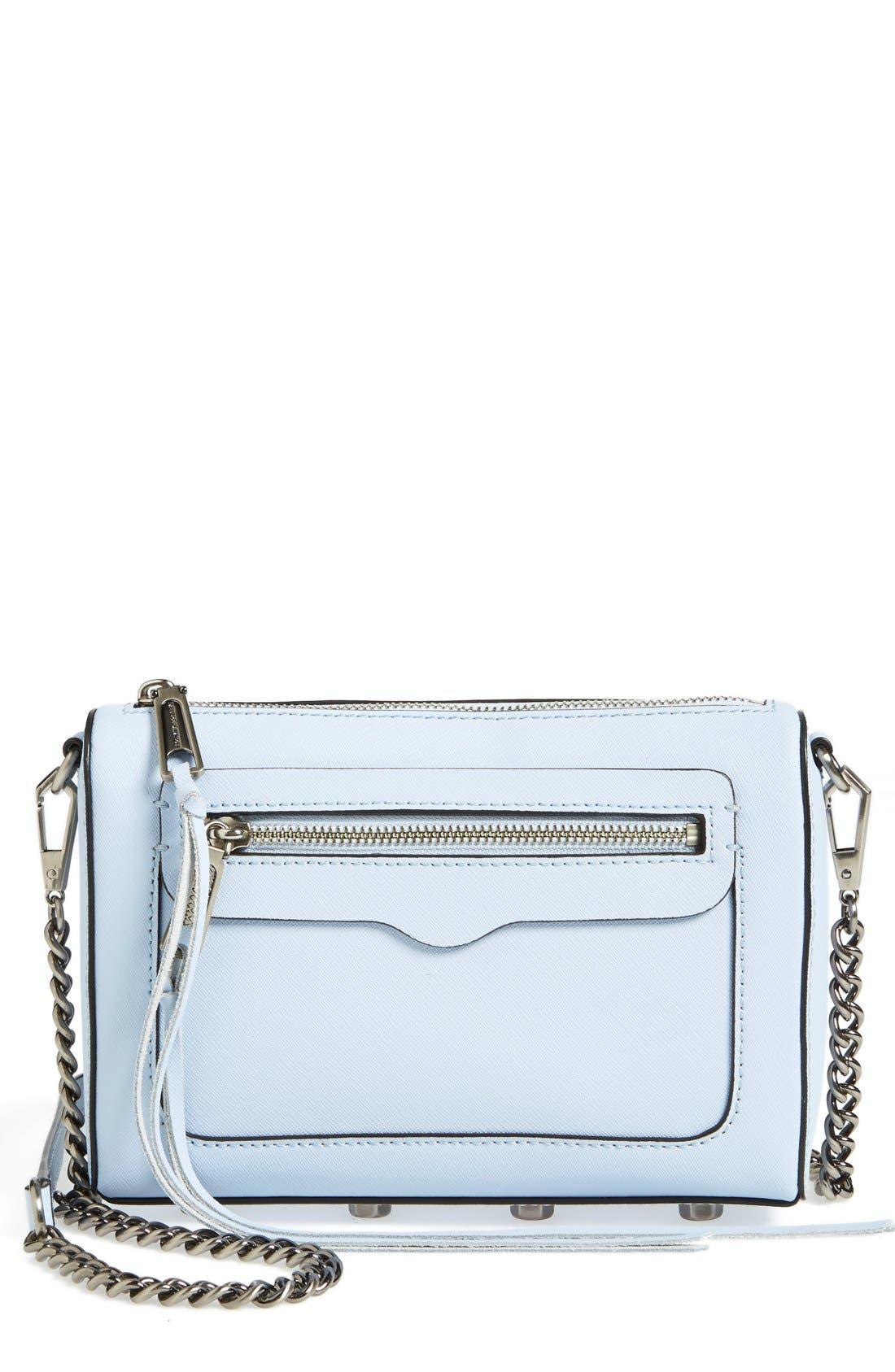 REBECCA MINKOFF 'Avery' Crossbody Bag, Main, color, 400
