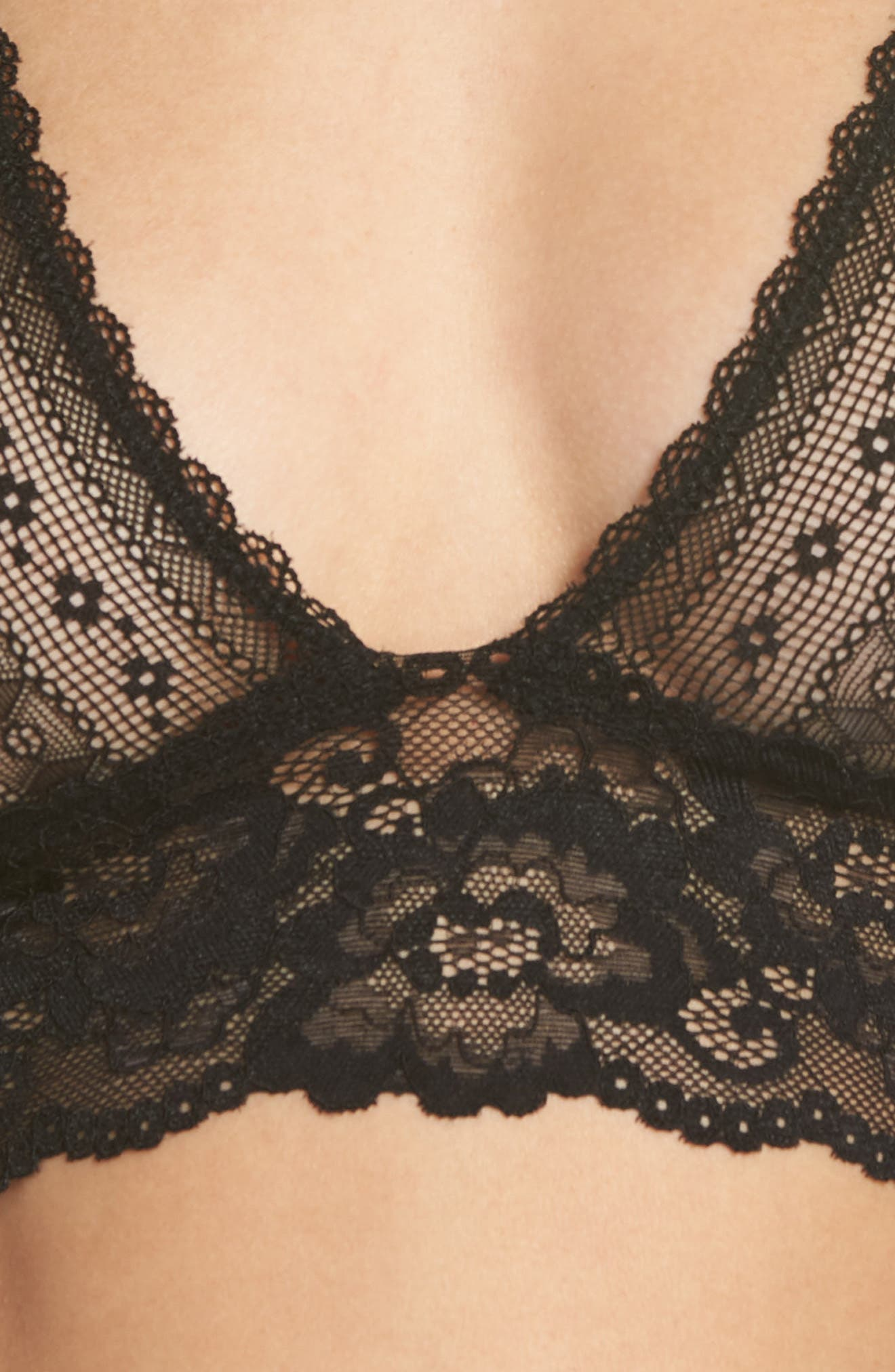 FREE PEOPLE, Intimately FP Lina Bralette, Alternate thumbnail 5, color, 001