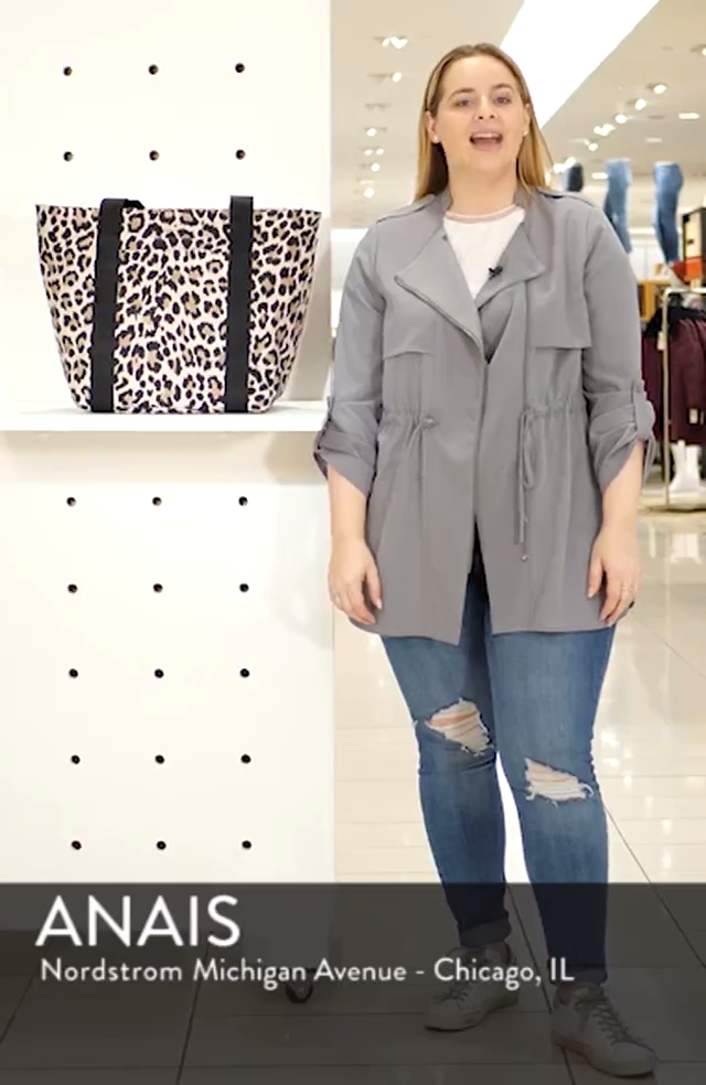 that's the spirit nylon tote, sales video thumbnail