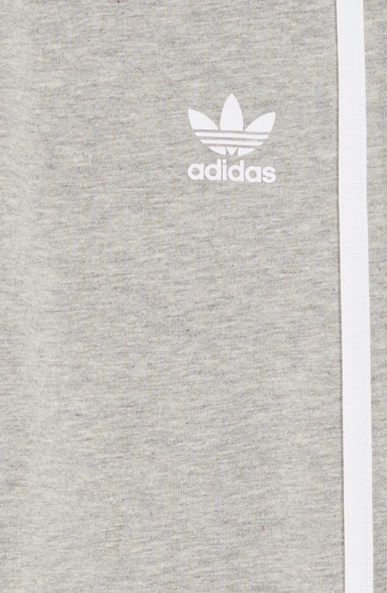 ADIDAS ORIGINALS, adidas 3-Stripes Leggings, Alternate thumbnail 2, color, 035