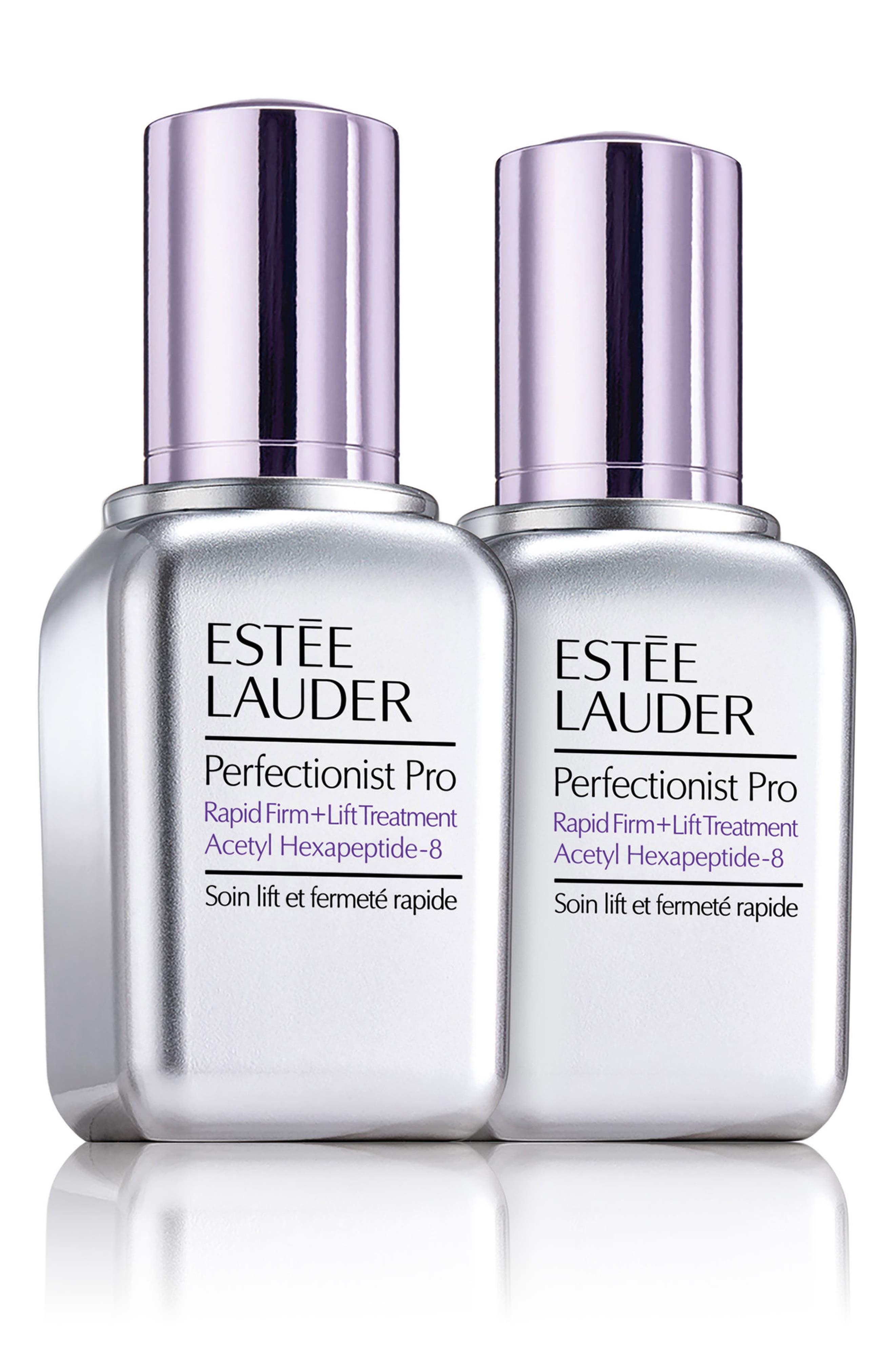 ESTÉE LAUDER, Perfectionist Pro Rapid Firm + Lift Treatment Duo, Main thumbnail 1, color, 000