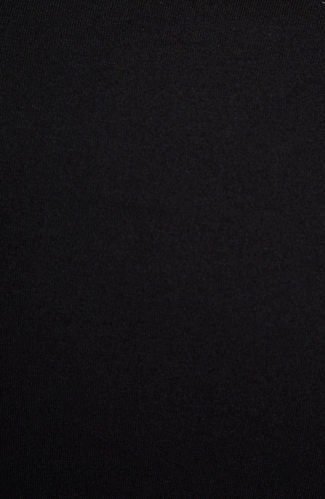 HORSES CUT SHOP, 'Comet Tavern' T-Shirt, Alternate thumbnail 2, color, 001