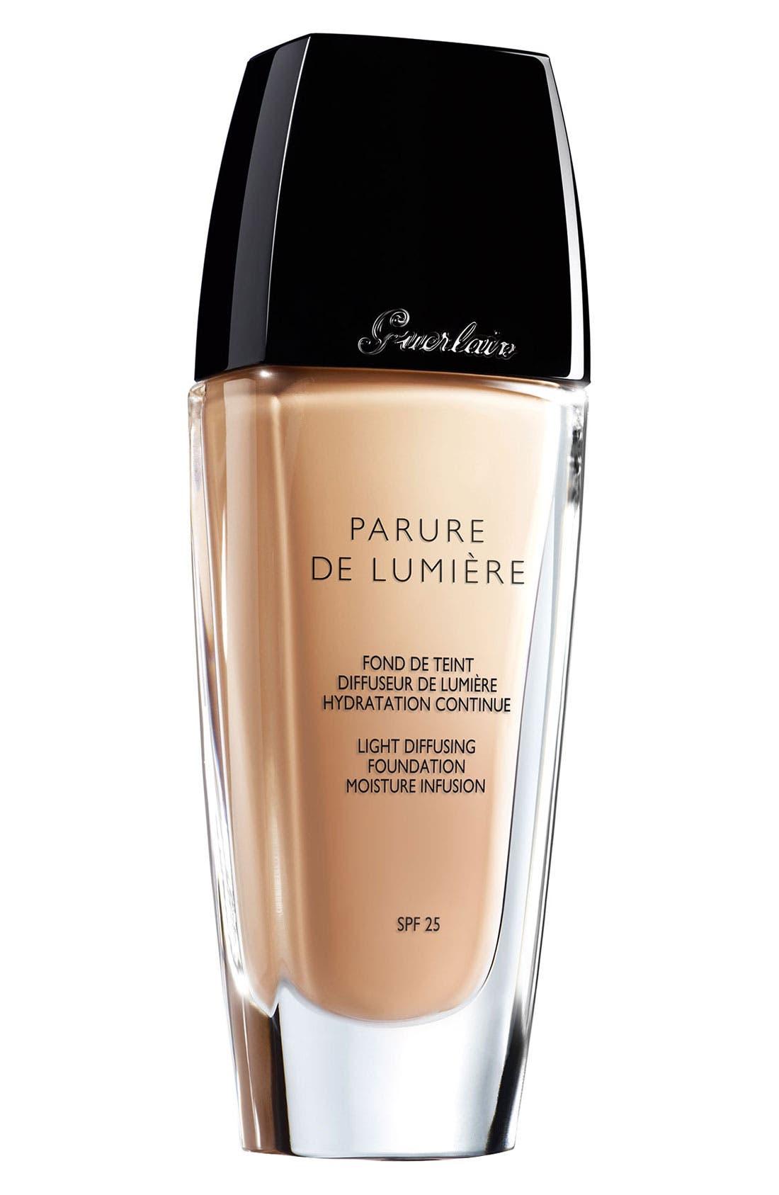 GUERLAIN 'Parure de Lumiere' Light Diffusing Foundation SPF 25, Main, color, 253