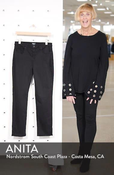 Slim Straight Leg Ankle Jeans, sales video thumbnail