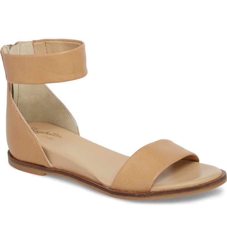 1b0fd814158 Seychelles Ankle Strap Sandal In Vacchetta Leather