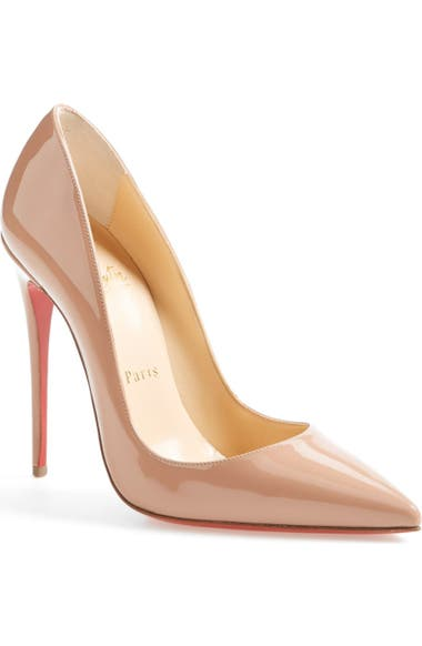 77f82a81f84 Christian Louboutin So Kate Pointy Toe Pump (Women)