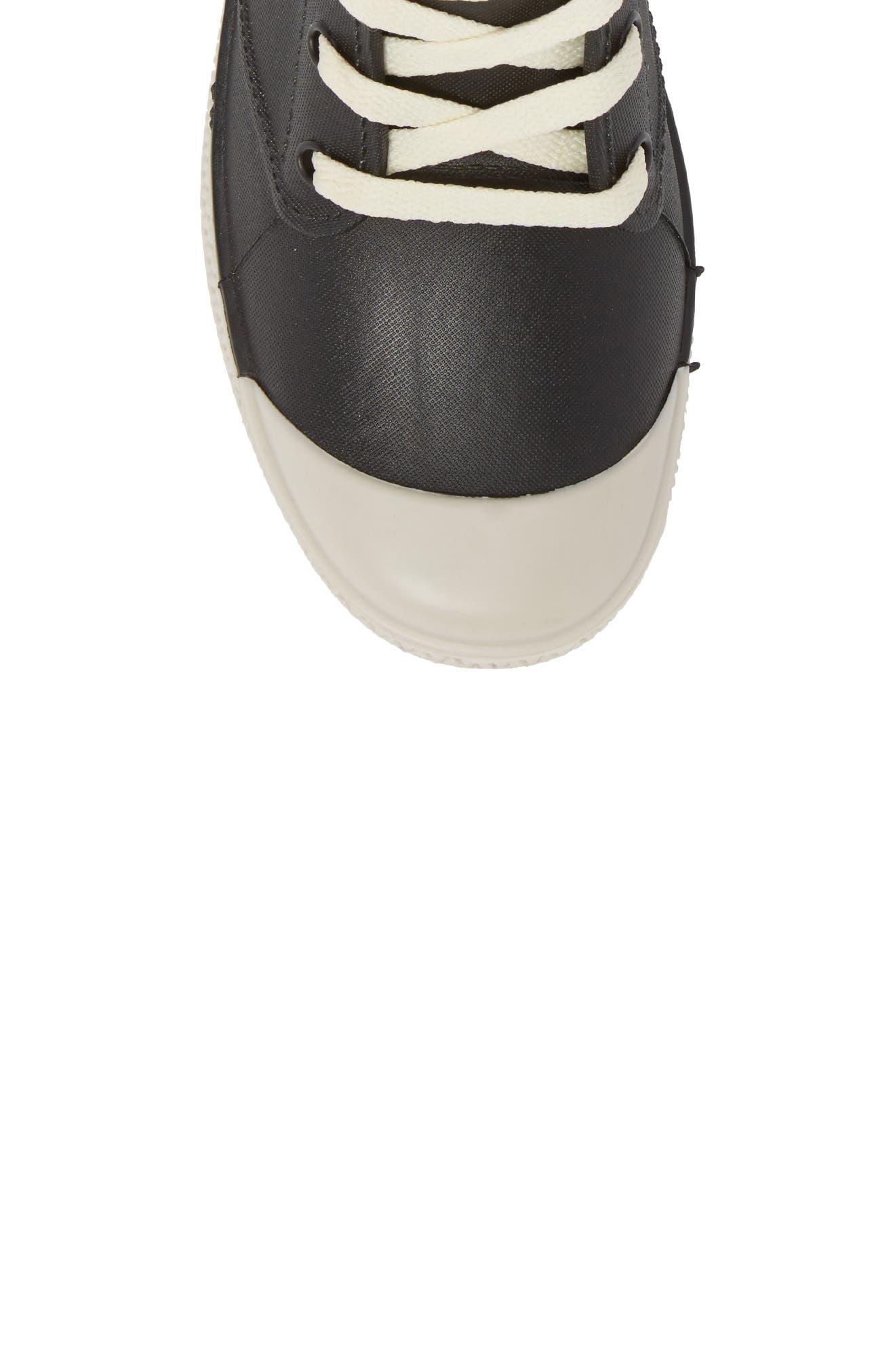DÄV, Melrose Waterproof Sneaker Boot, Alternate thumbnail 5, color, 001