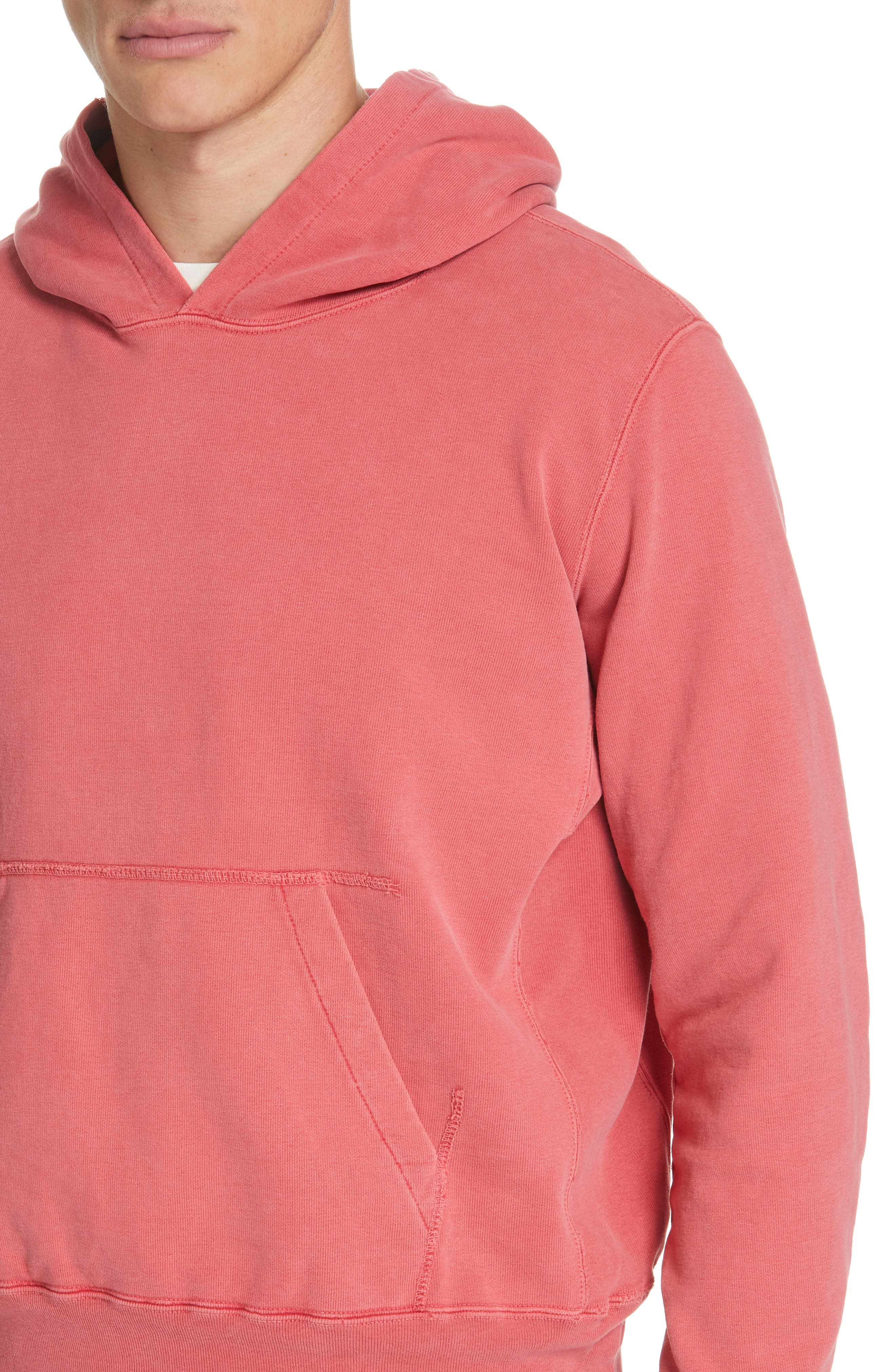 REMI RELIEF, Hoodie, Alternate thumbnail 4, color, 600