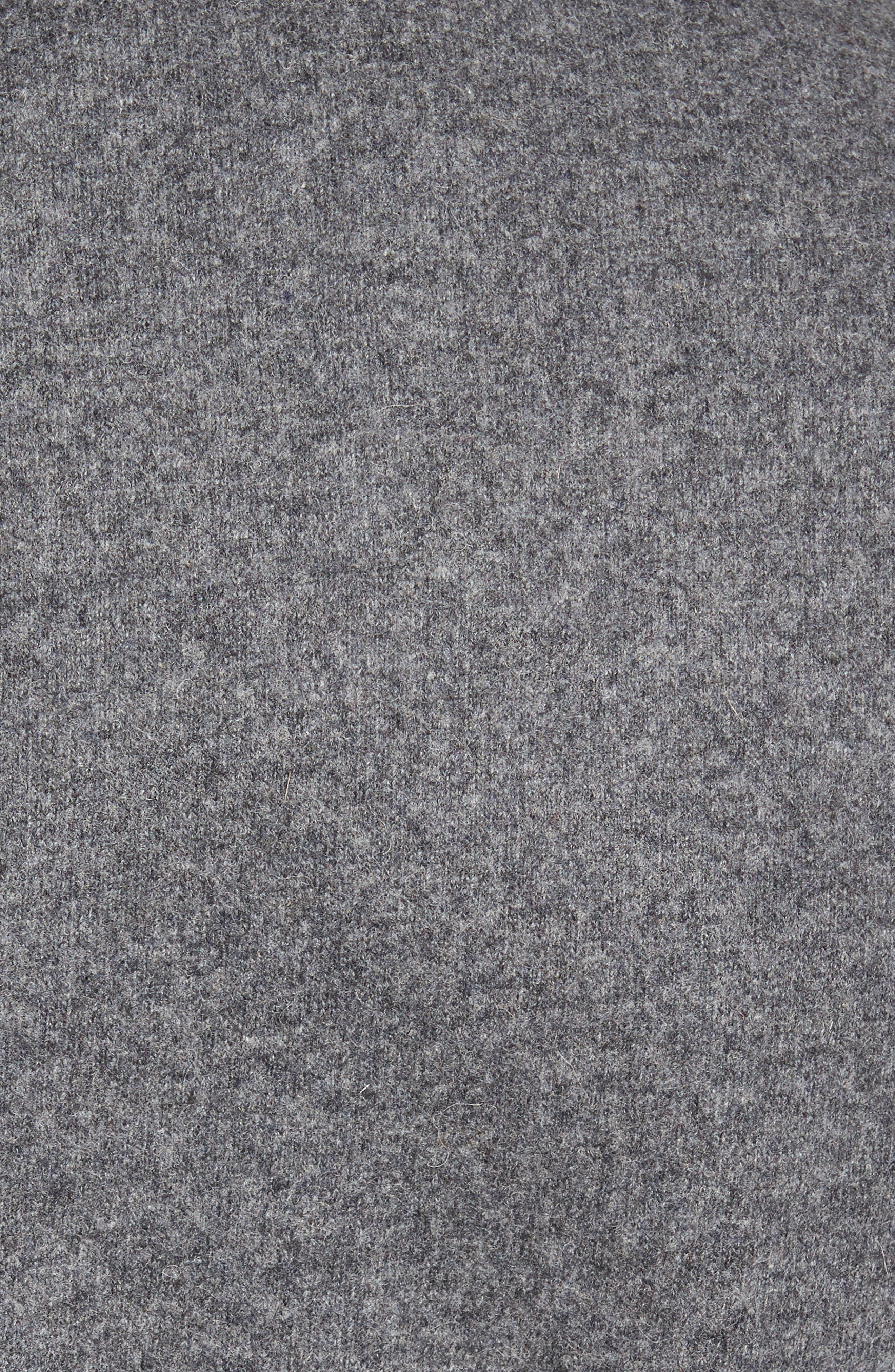 ELEVENTY, Wool Blend Sport Coat, Alternate thumbnail 6, color, SMOKE GREY MELANGE