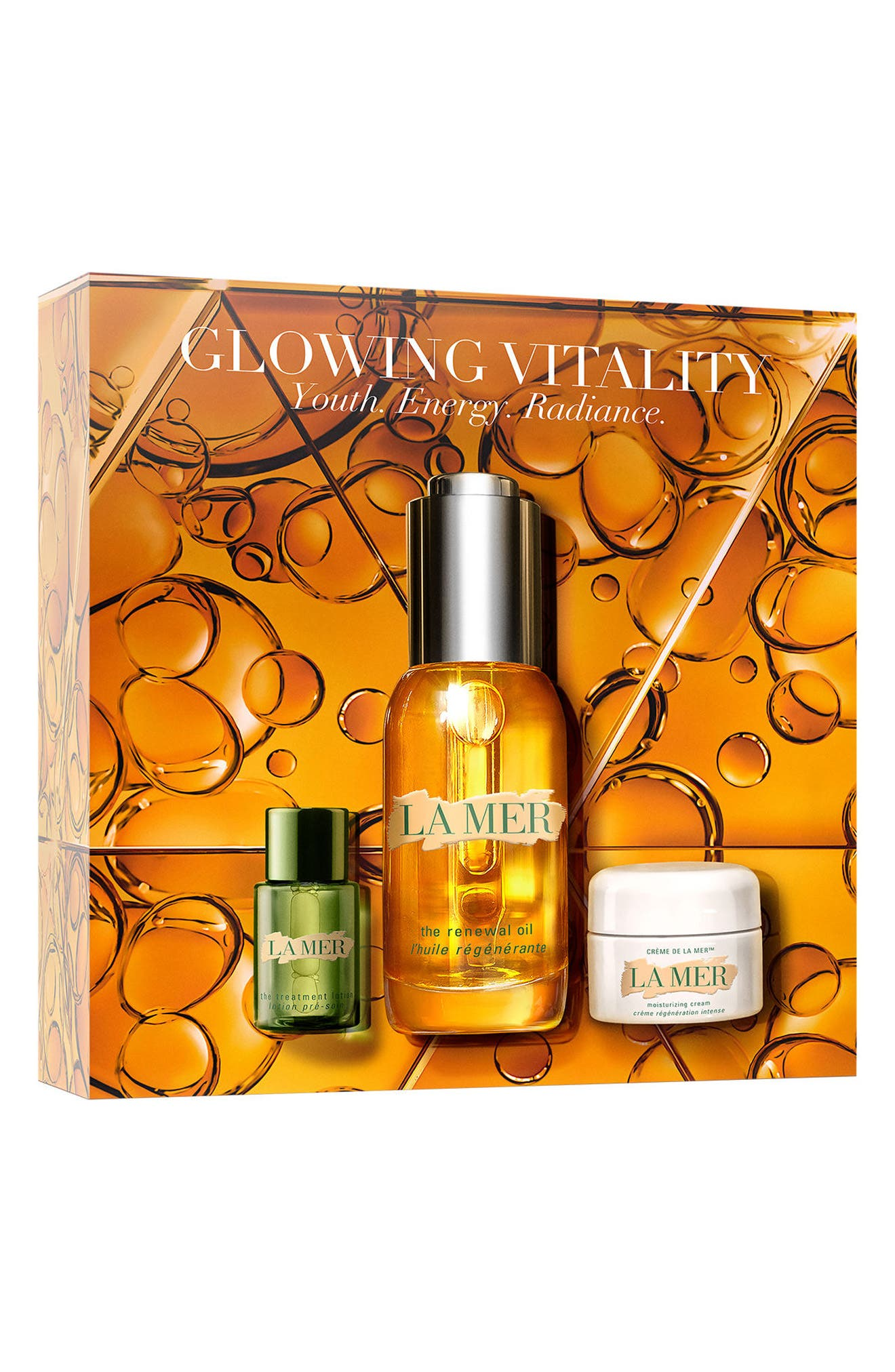 LA MER Glowing Vitality Collection, Main, color, 000