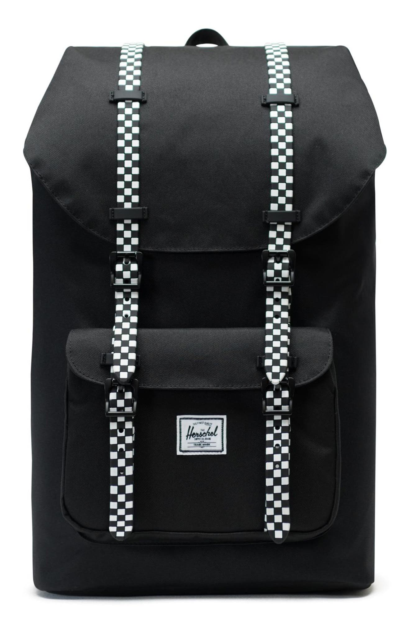HERSCHEL SUPPLY CO., Little America Backpack, Main thumbnail 1, color, 001