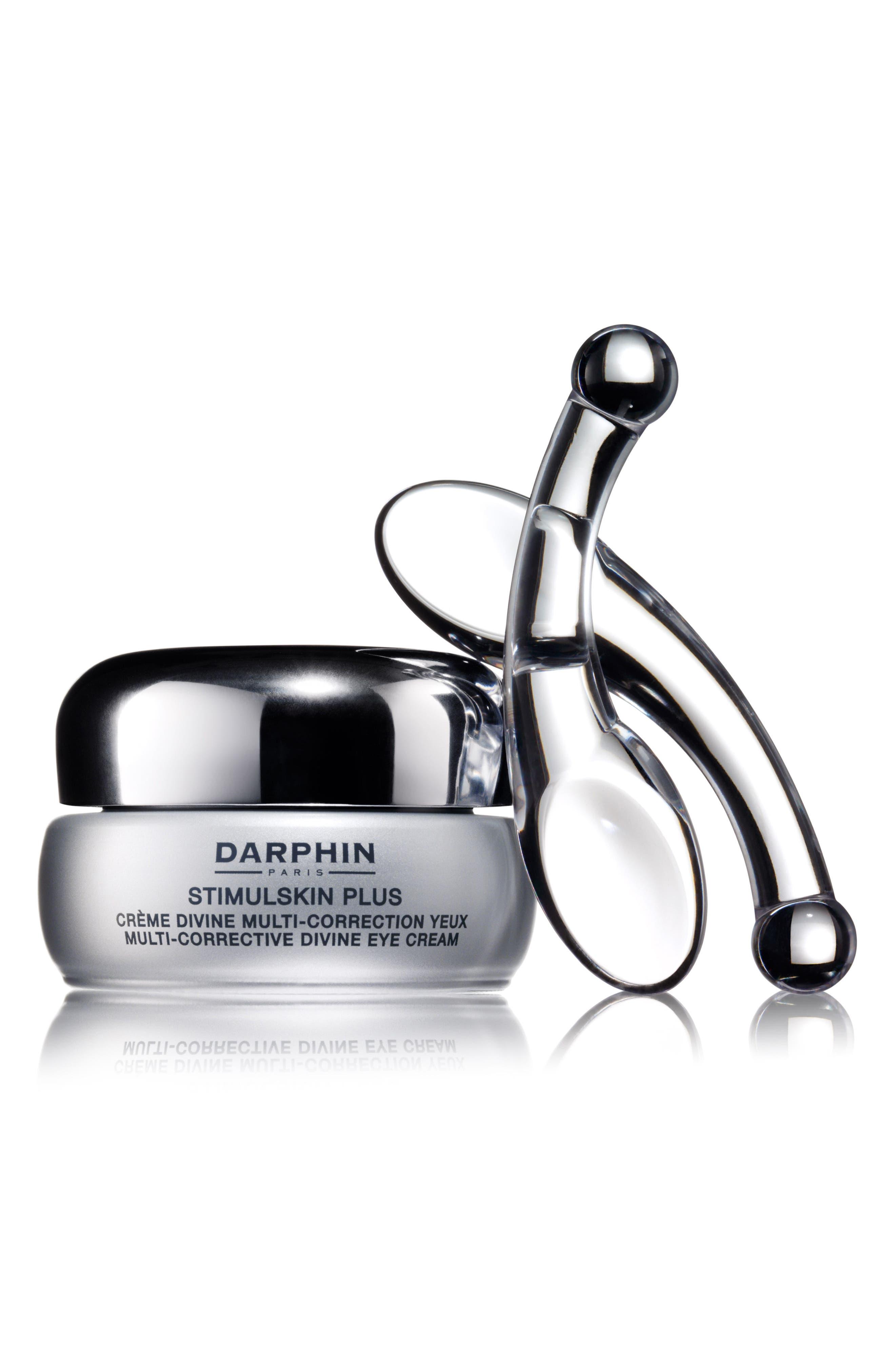 DARPHIN, Stimulskin Plus Multi-Corrective Divine Eye Cream, Alternate thumbnail 6, color, NO COLOR