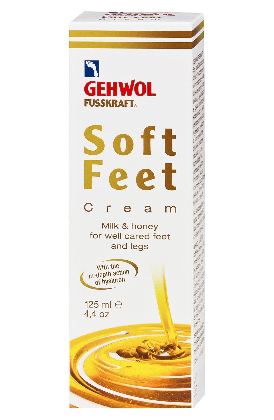 GEHWOL,  Foot Care 'Soft Feet' Cream, Alternate thumbnail 2, color, NO COLOR