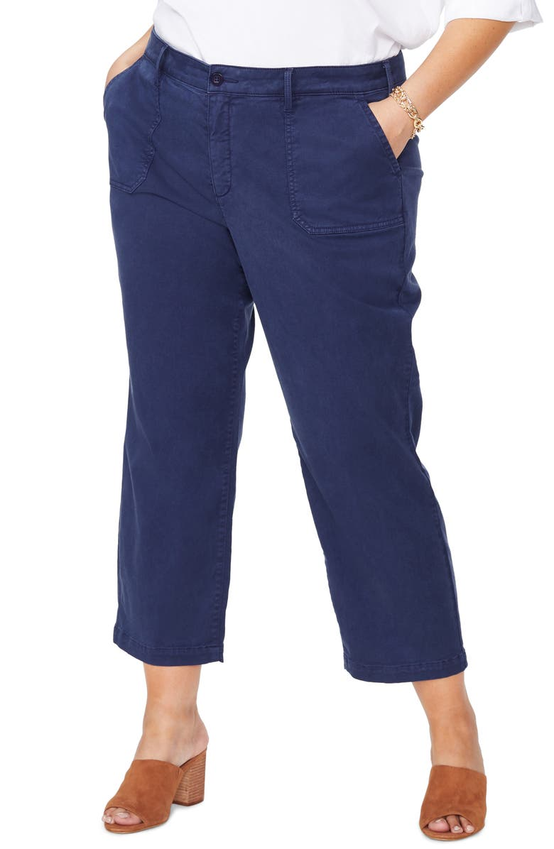 Nydj Pants MARILYN ANKLE CHINO PANTS