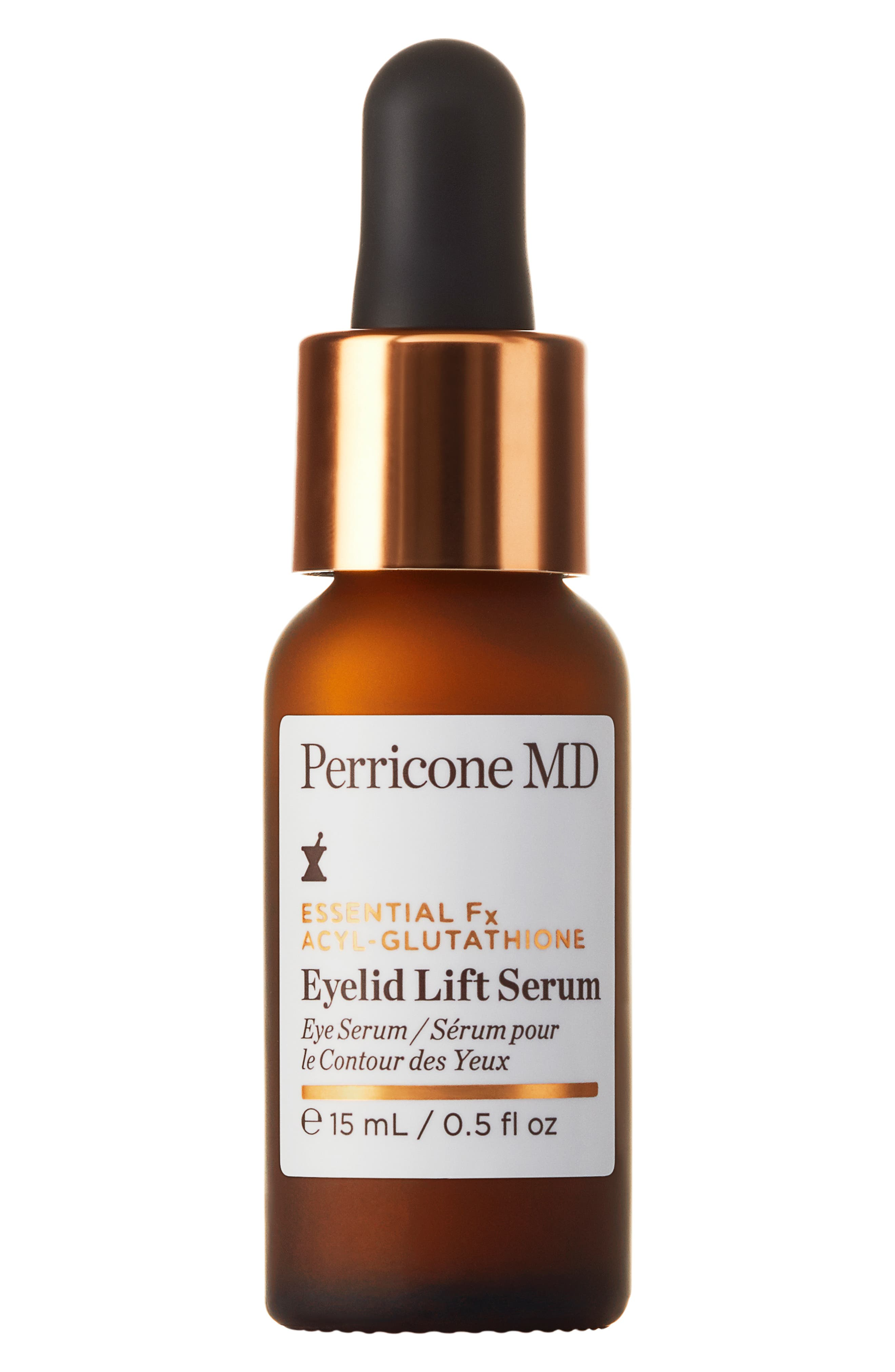 PERRICONE MD, Essential Fx Acyl-Glutathione Eyelid Lift Serum, Main thumbnail 1, color, NO COLOR