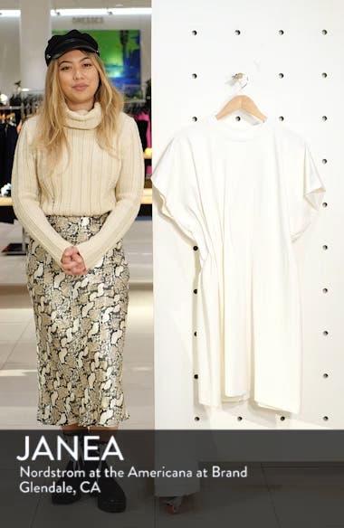 Looma T-Shirt Dress, sales video thumbnail