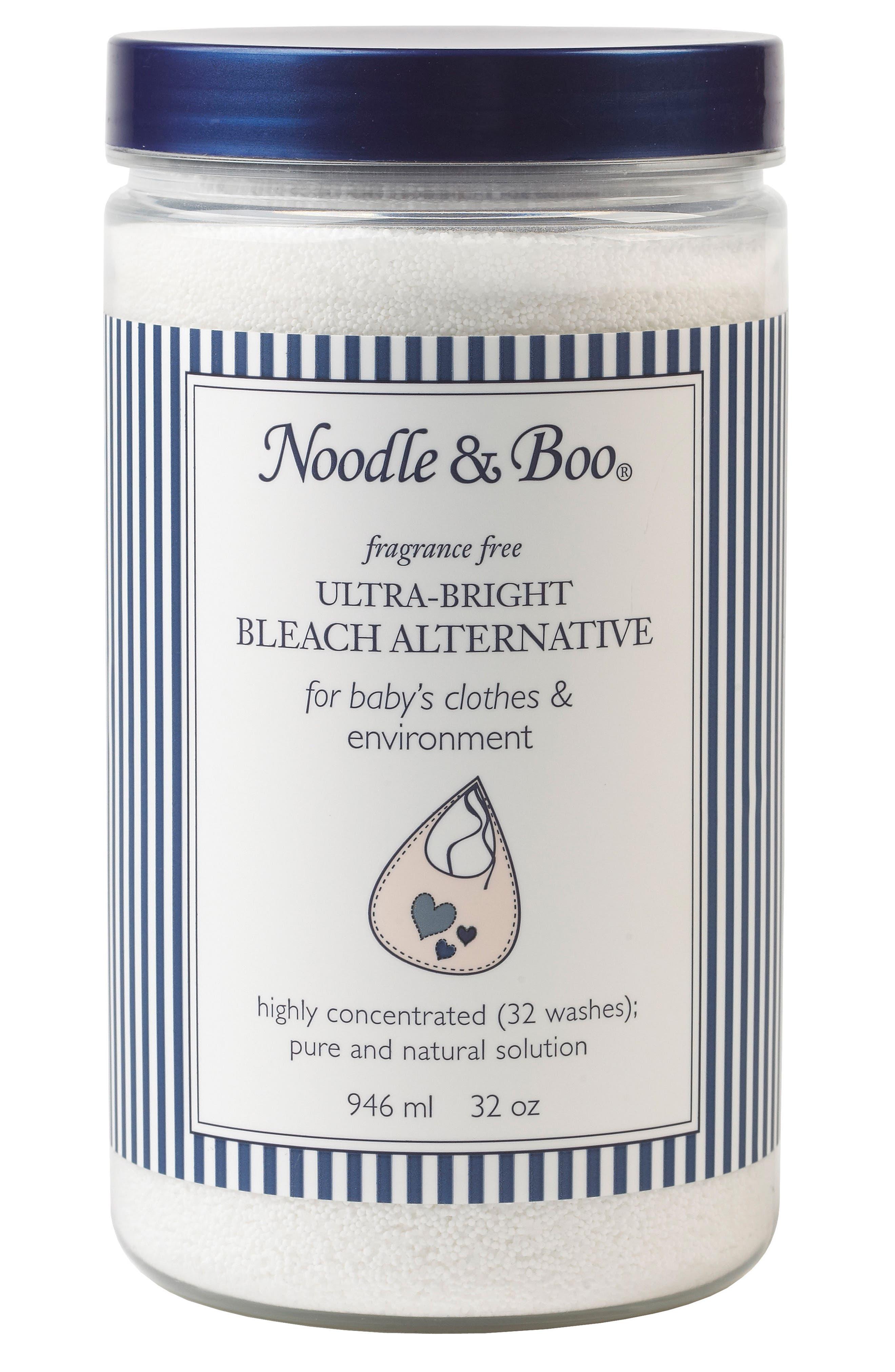 NOODLE & BOO, Ultra Bright Bleach Alternative, Main thumbnail 1, color, WHITE