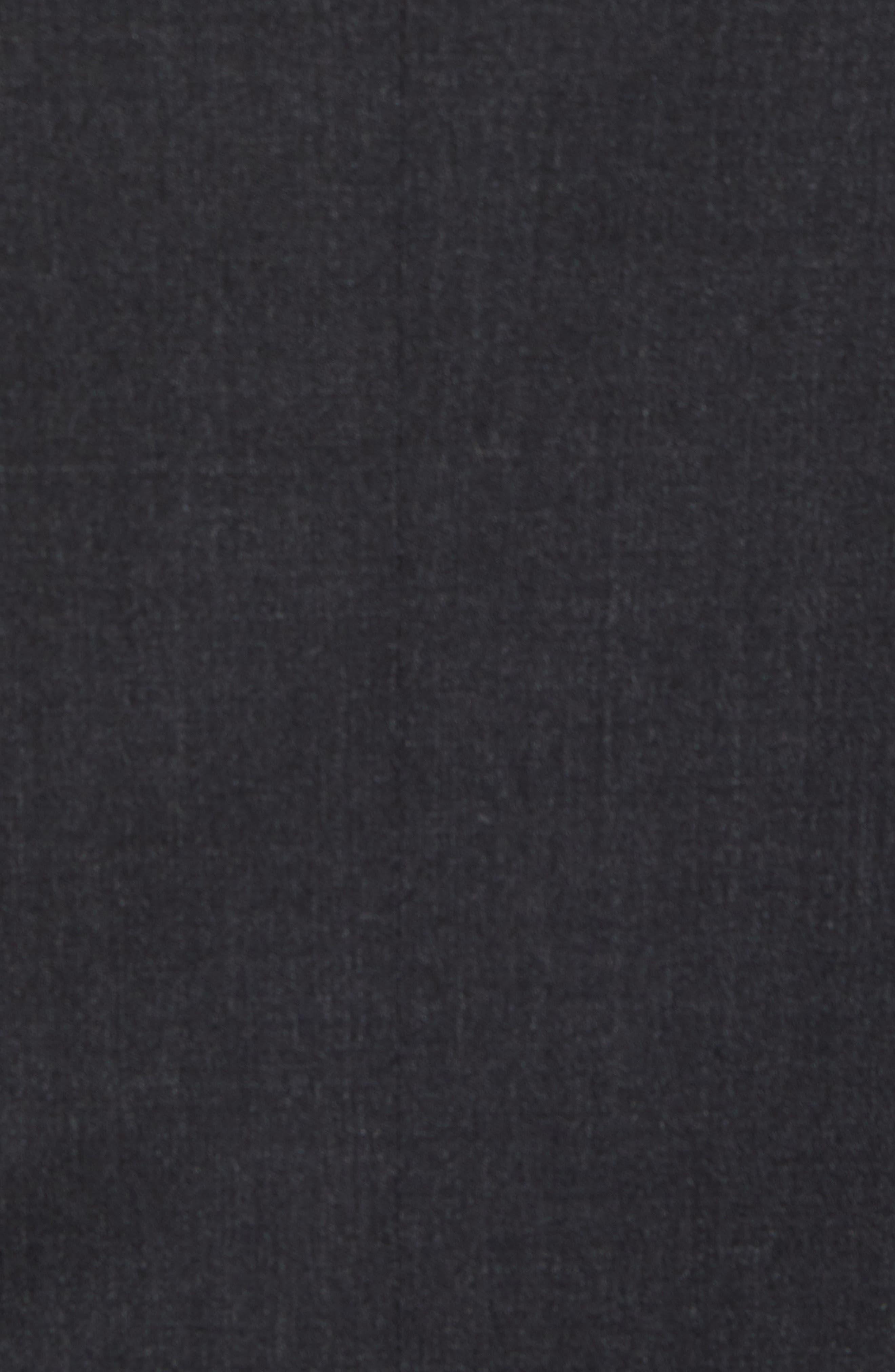 BONOBOS, Jetsetter Slim Fit Stretch Wool Blazer, Alternate thumbnail 7, color, CHARCOAL