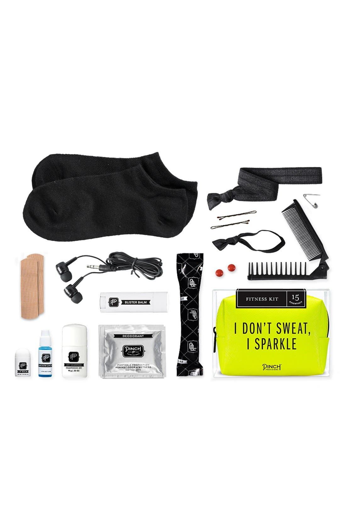 PINCH PROVISIONS, 'Fitness' Kit, Alternate thumbnail 4, color, 700