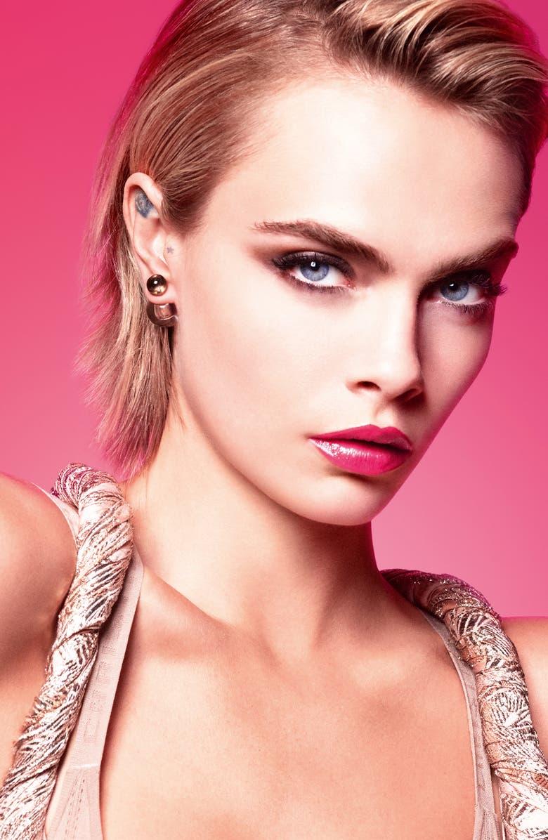 Dior Addict Stellar Shine Lipstick In Red